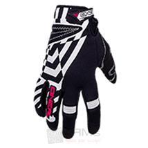 O'Neal Winter MX Handschuhe Schwarz Weiß Fleece