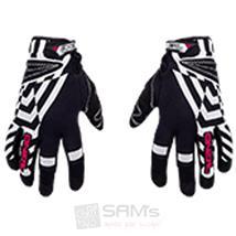 O'Neal Winter MX Handschuhe Schwarz Weiß Fleece Pic:1