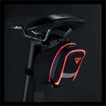 Topeak Aero Wedge iGlow Fahrrad Tasche beleuchtet Pic:2