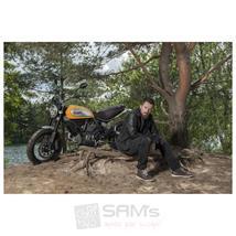 Trilobite Herren Motorradjeans Acid Scrambler, Schwarz, L32 Pic:3
