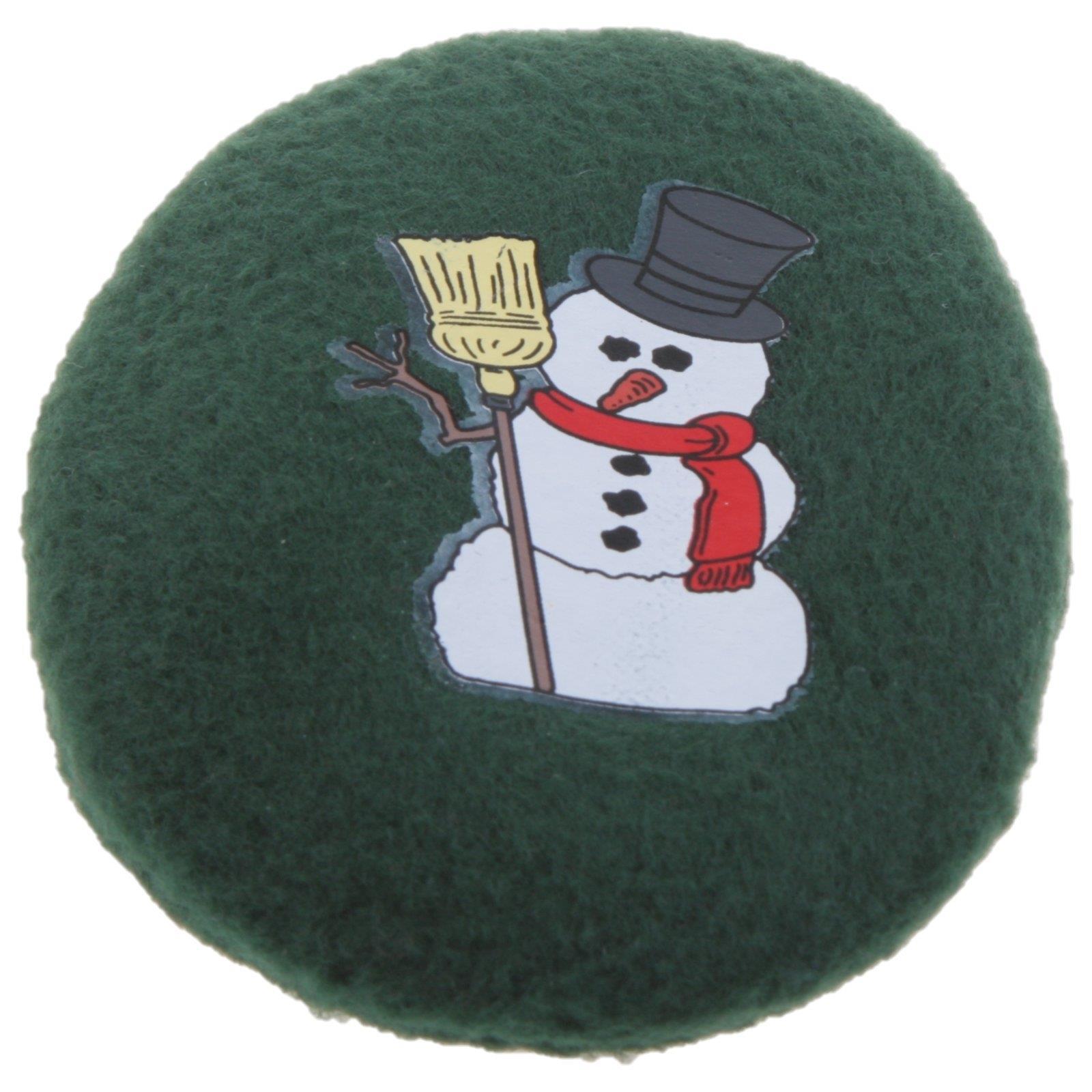 Schneemann Grün