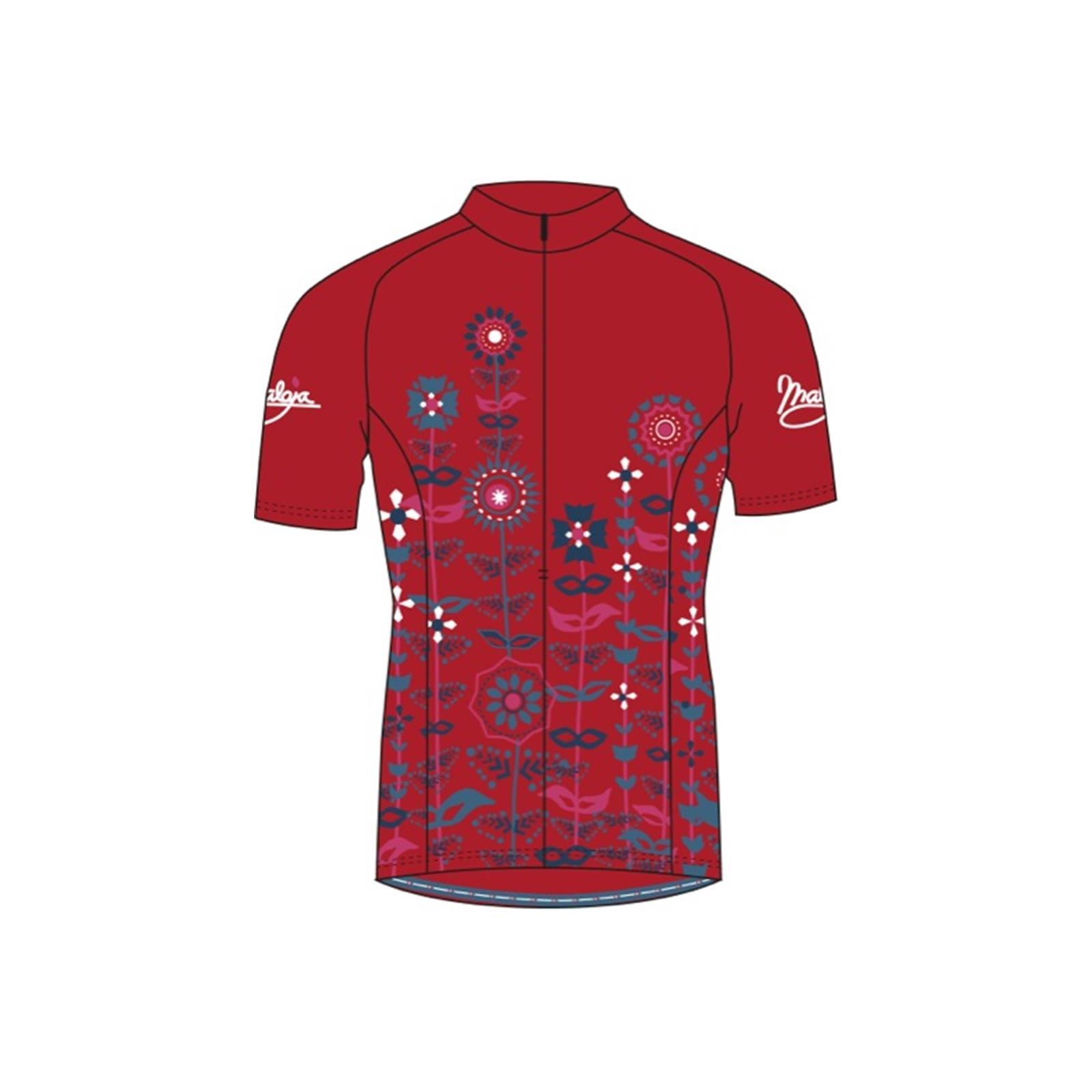 maloja oudayam 1 2 damen rad trikot granat bike shirt fahrradtrikot jersey ebay. Black Bedroom Furniture Sets. Home Design Ideas