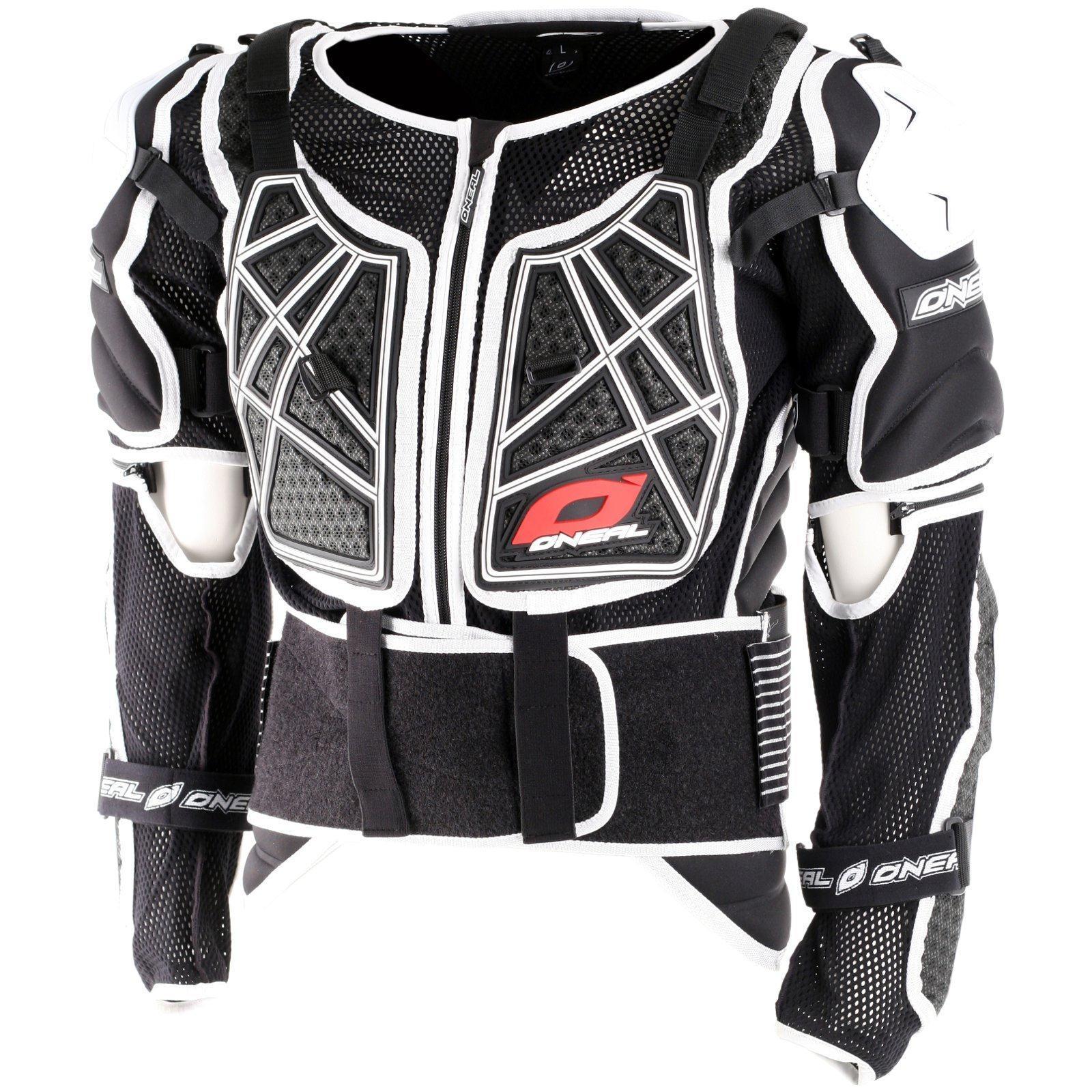 Oneal-protectores-chaqueta-pecho-tanques-chaqueta-moto-cross-FR-DH-proteccion-chaleco-MX-MTB miniatura 17