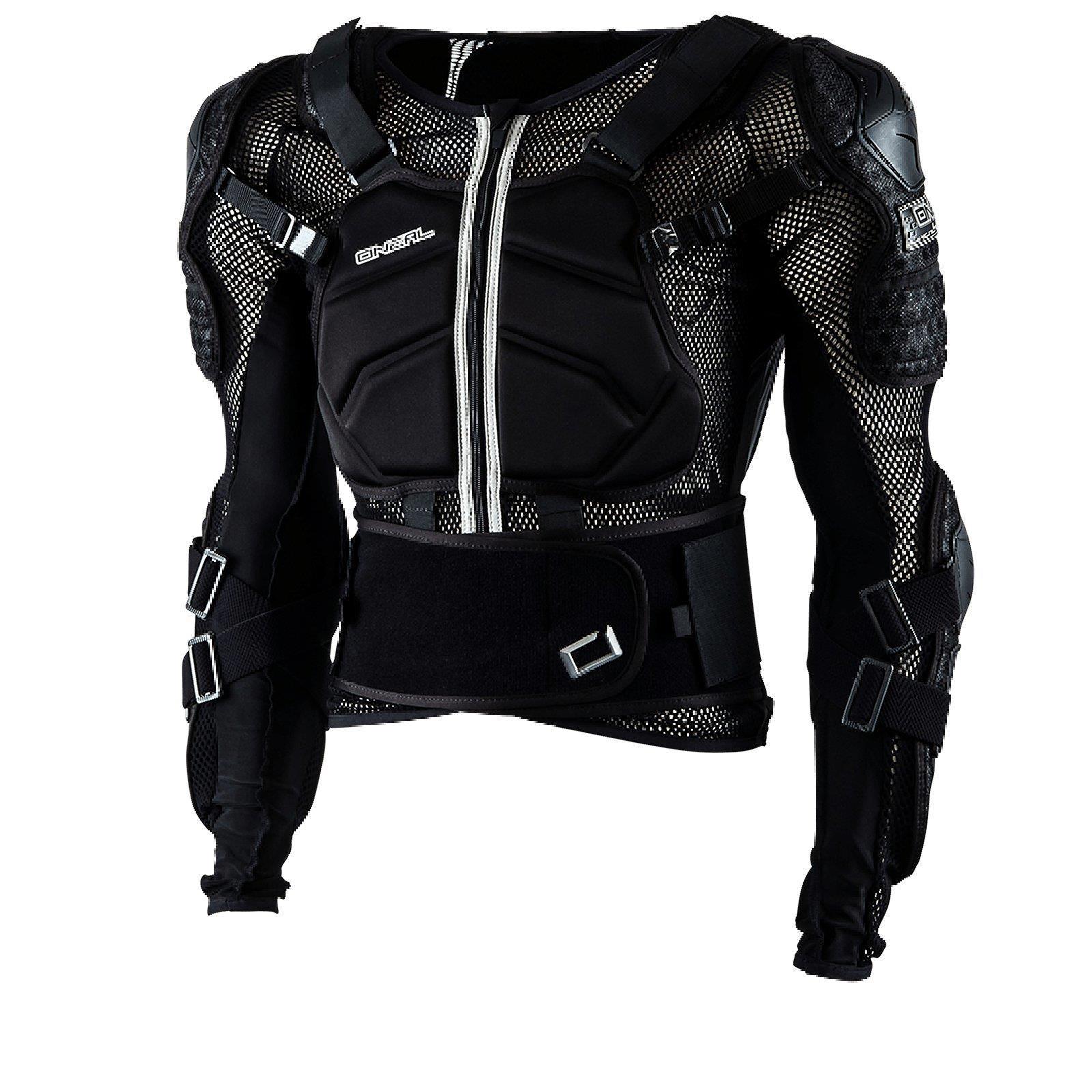 Oneal-protectores-chaqueta-pecho-tanques-chaqueta-moto-cross-FR-DH-proteccion-chaleco-MX-MTB miniatura 26