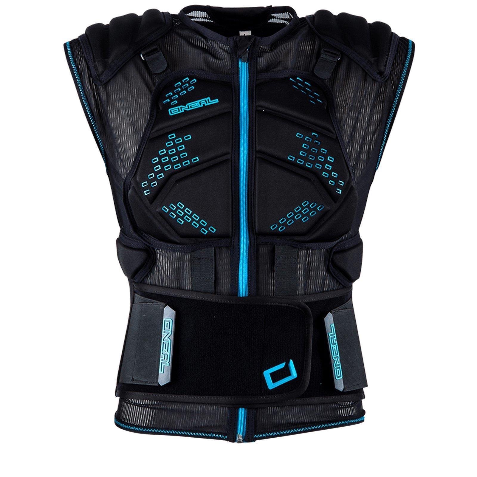 Oneal-protectores-chaqueta-pecho-tanques-chaqueta-moto-cross-FR-DH-proteccion-chaleco-MX-MTB miniatura 27
