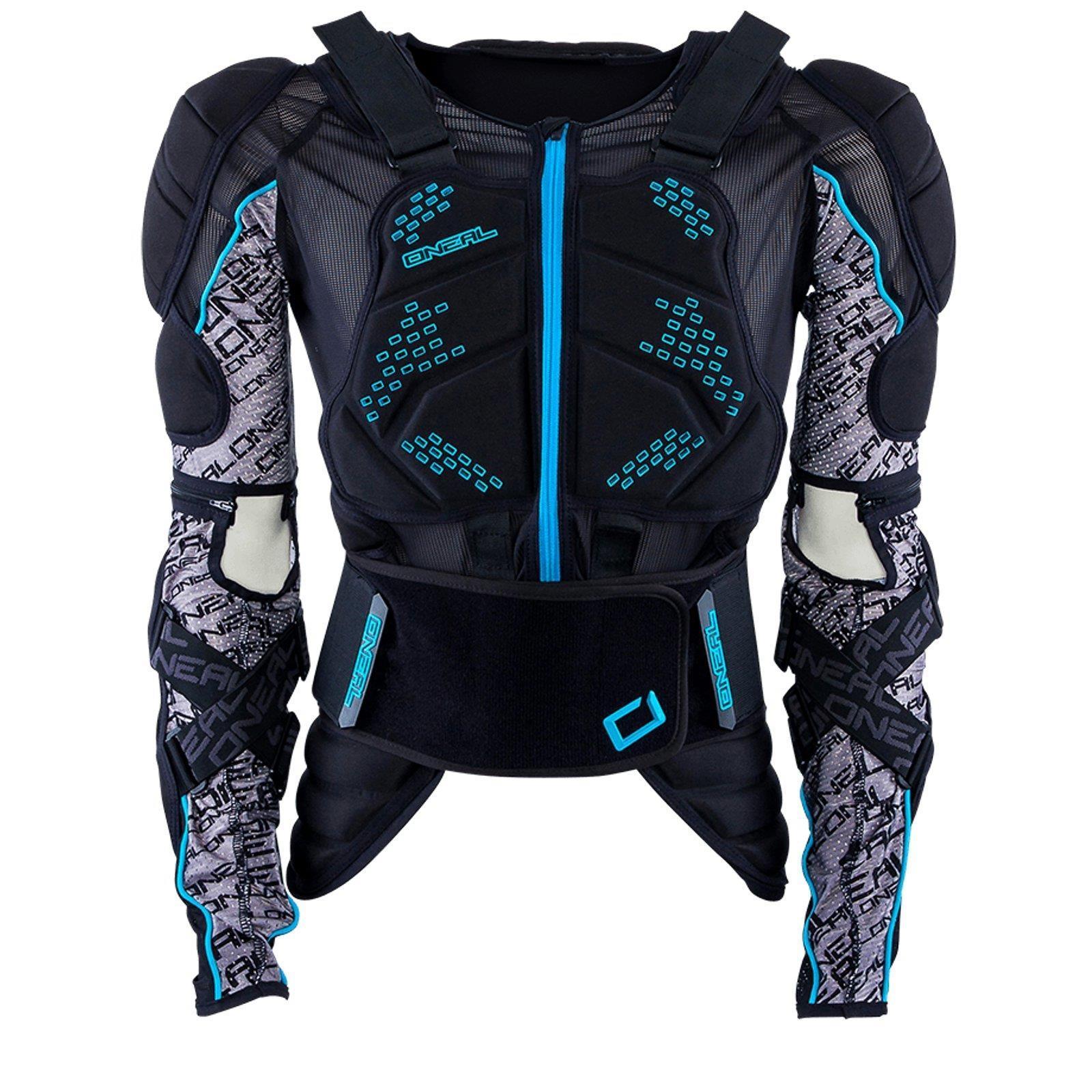O /'Neal Holeshot Protecteur poitrine chars Roost Guard Motocross MTB BMX DH cross