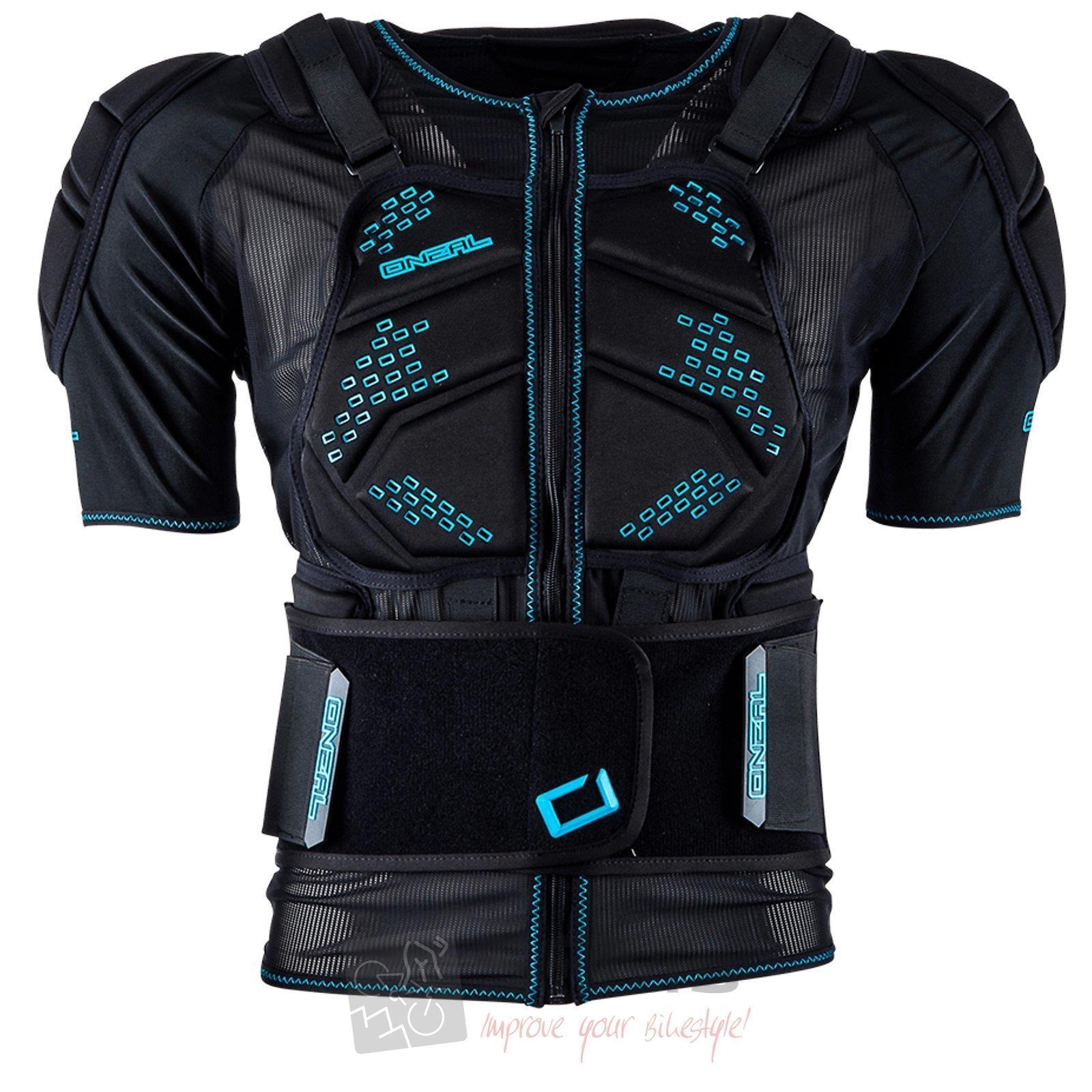 Oneal-protectores-chaqueta-pecho-tanques-chaqueta-moto-cross-FR-DH-proteccion-chaleco-MX-MTB miniatura 20