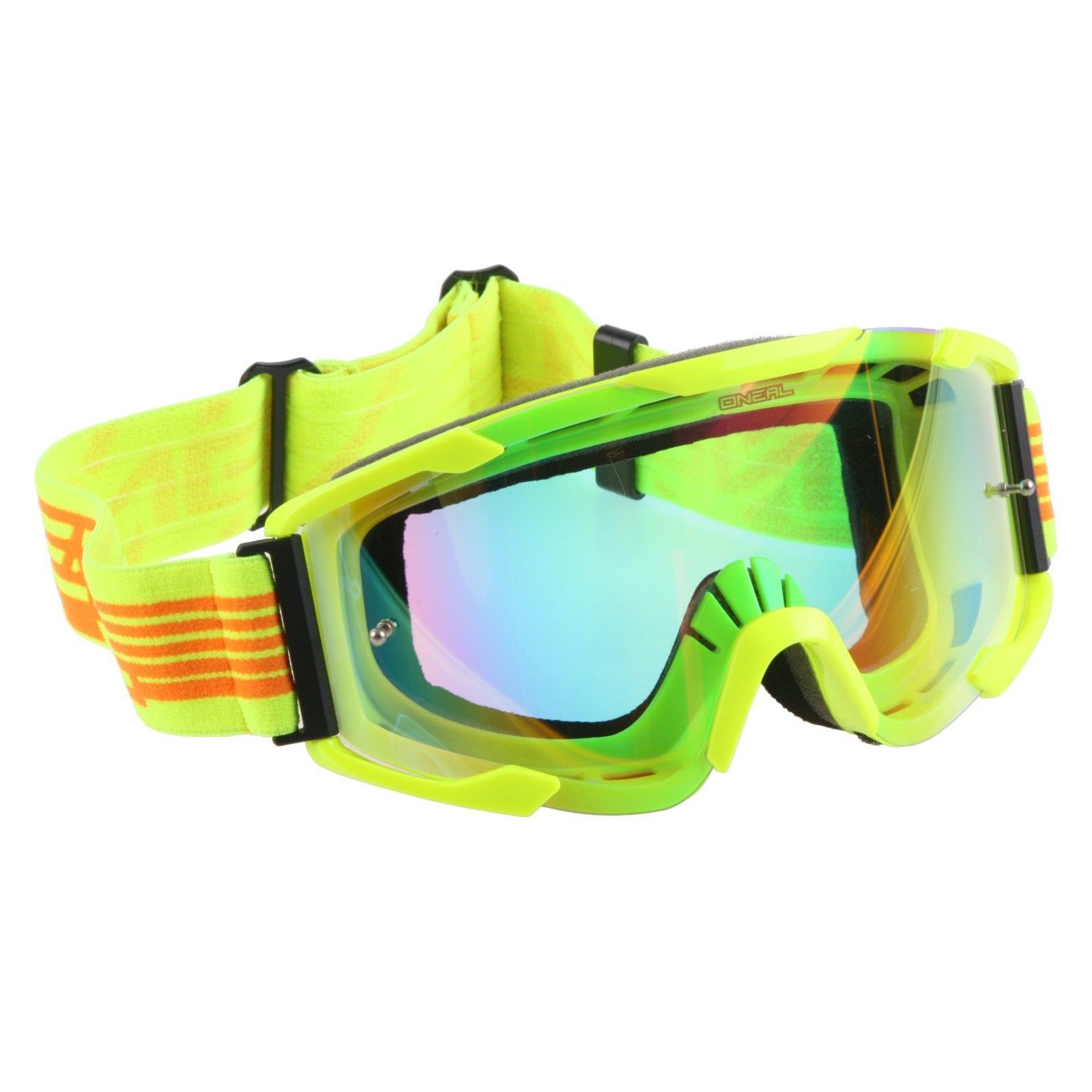 O-039-Neal-Crossbrille-Goggle-MOTOCROSS-DOWNHILL-MX-MTB-DH-b1-b2-b30-B-Zero-B-Flex miniatura 71
