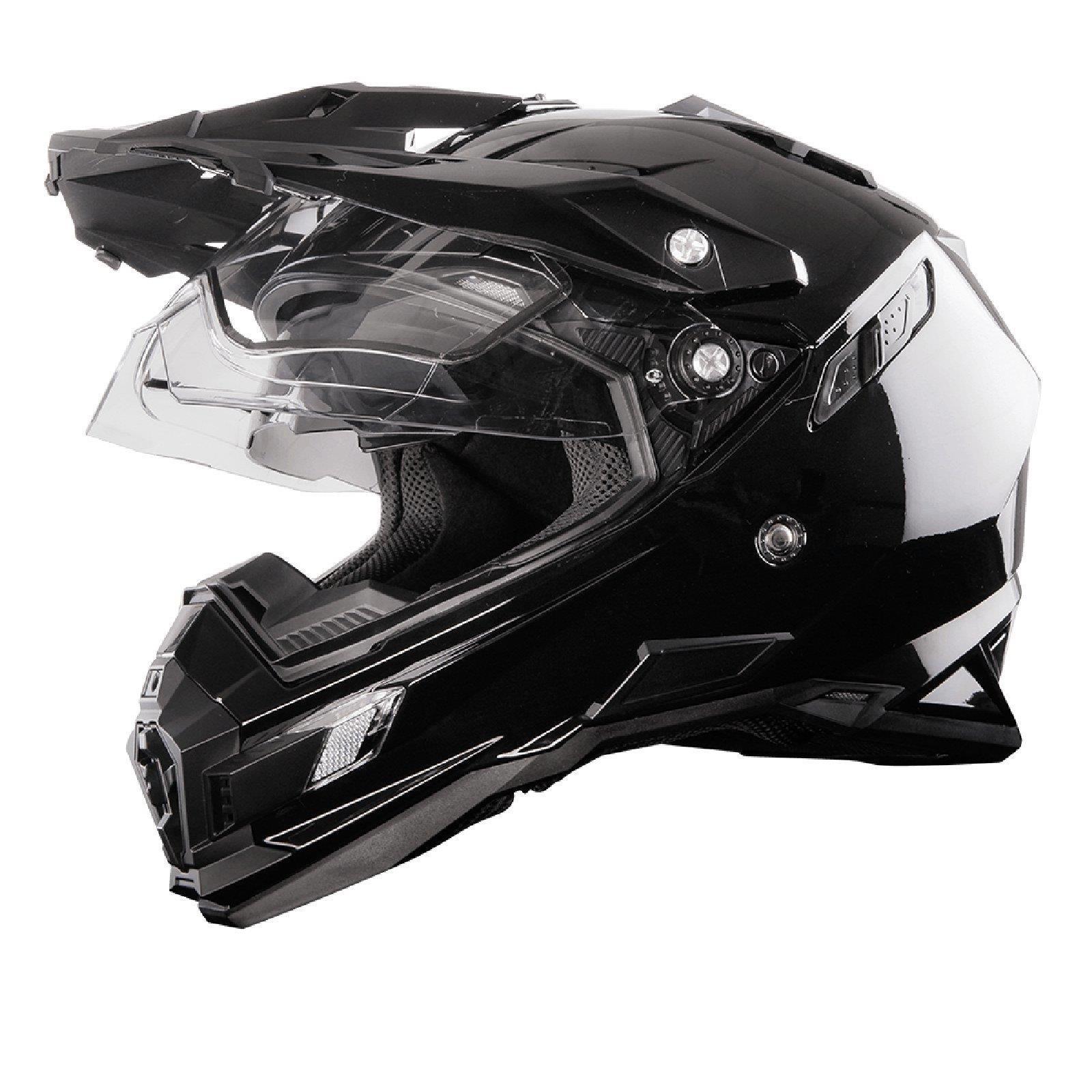 ONeal-Motocross-casco-MX-ENDURO-MOTO-BICI-FUORISTRADA-CROSS-Series-Adventure miniatura 130