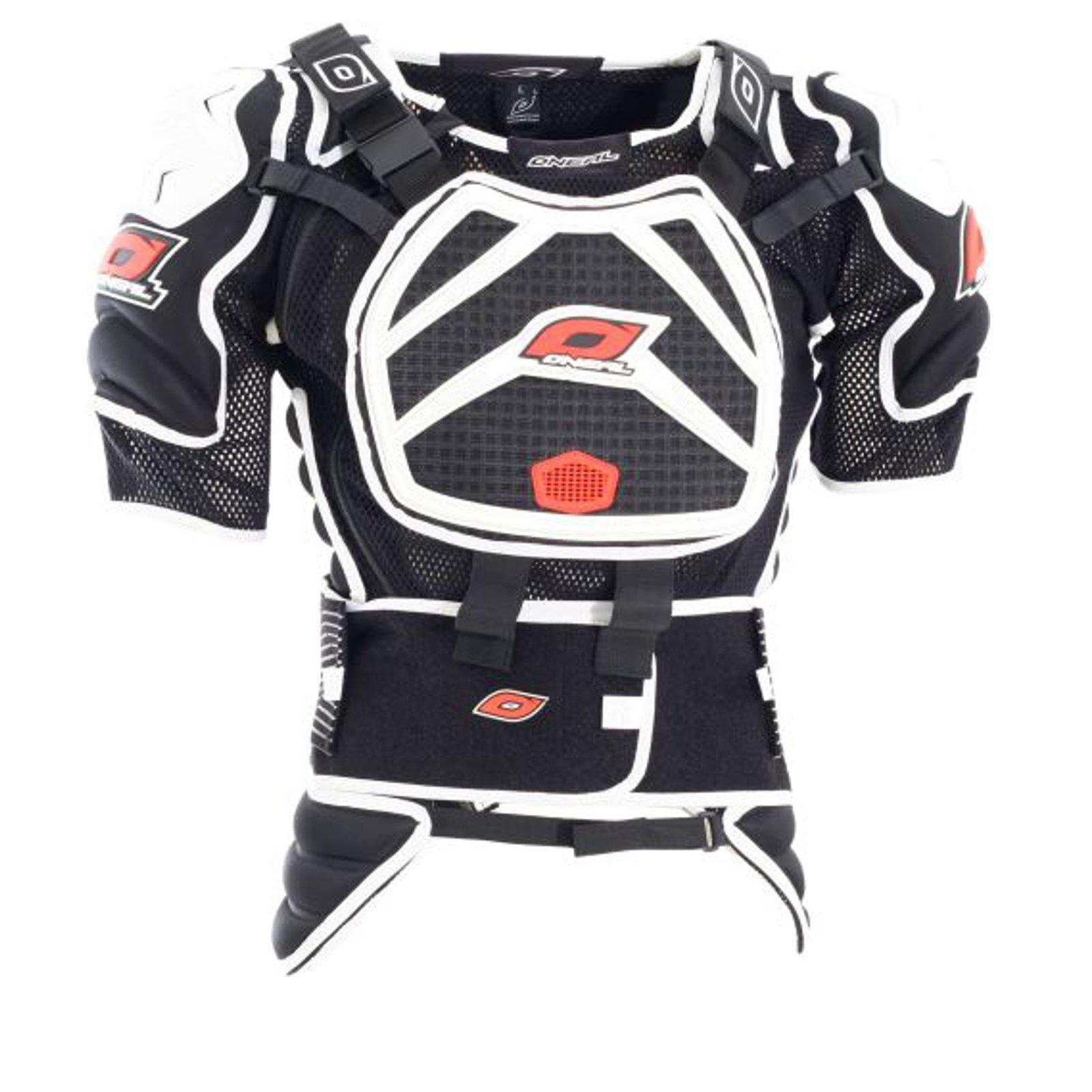 Oneal-protectores-chaqueta-pecho-tanques-chaqueta-moto-cross-FR-DH-proteccion-chaleco-MX-MTB miniatura 21