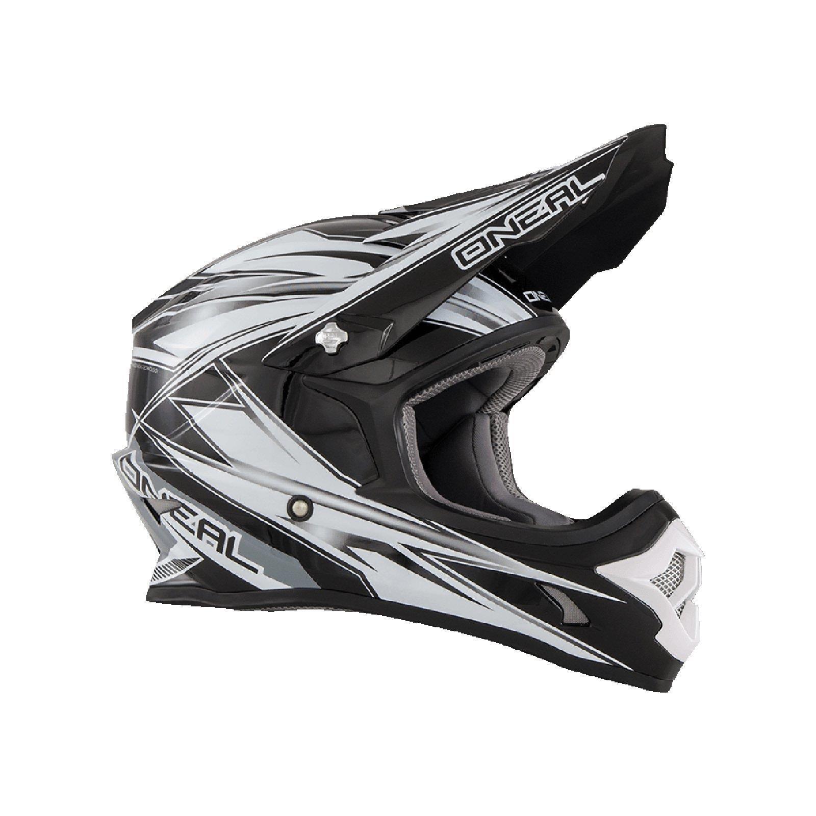 ONeal-Motocross-casco-MX-ENDURO-MOTO-BICI-FUORISTRADA-CROSS-Series-Adventure miniatura 117