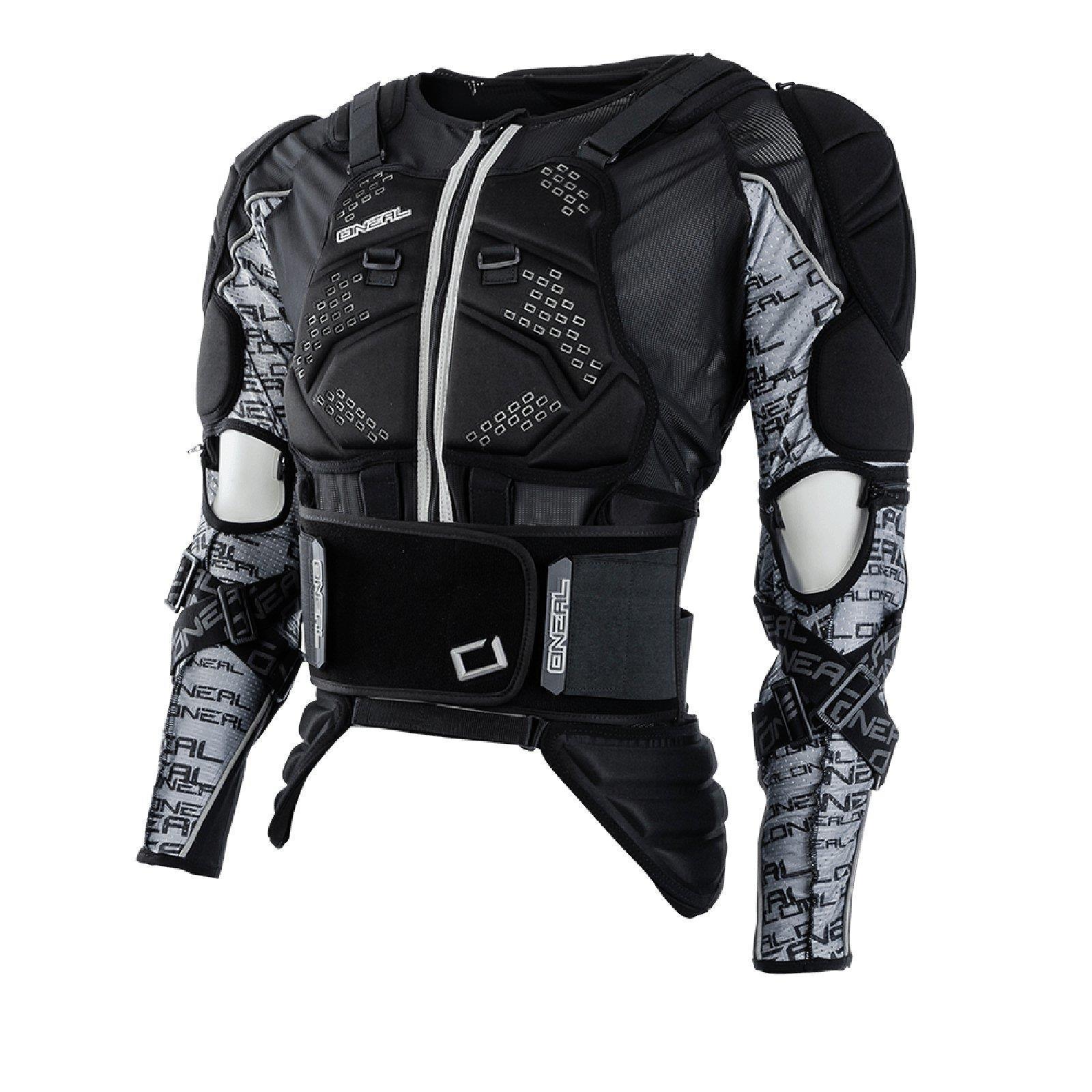 Oneal-protectores-chaqueta-pecho-tanques-chaqueta-moto-cross-FR-DH-proteccion-chaleco-MX-MTB miniatura 18