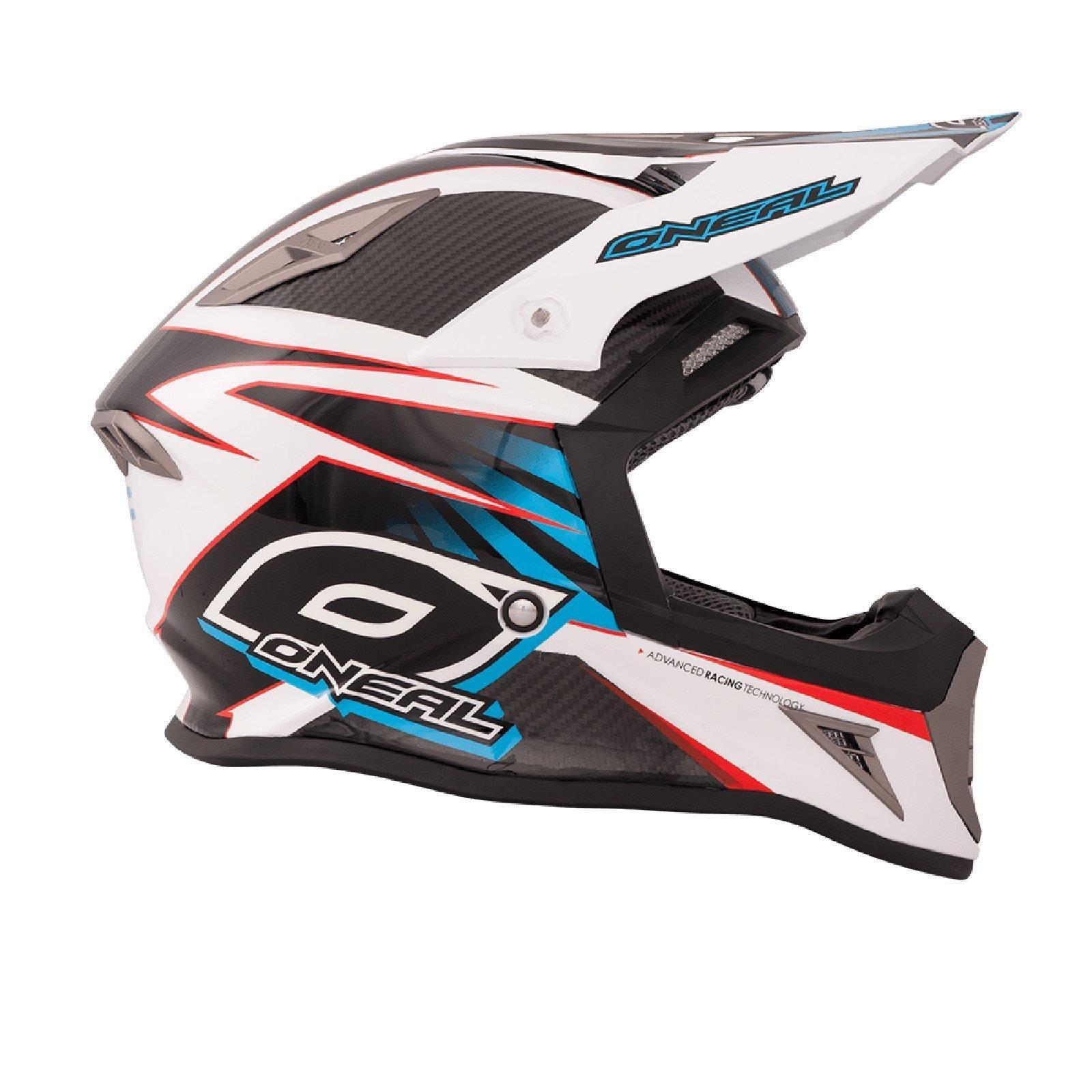 ONeal-Motocross-casco-MX-ENDURO-MOTO-BICI-FUORISTRADA-CROSS-Series-Adventure miniatura 112