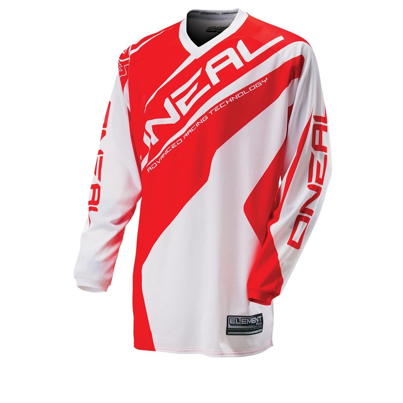 O-039-Neal-elemento-Mayhem-JERSEY-Racewear-Motocross-Maglia-MX-DH-FR-MTB-MOUNTAIN-BIKE miniatura 103