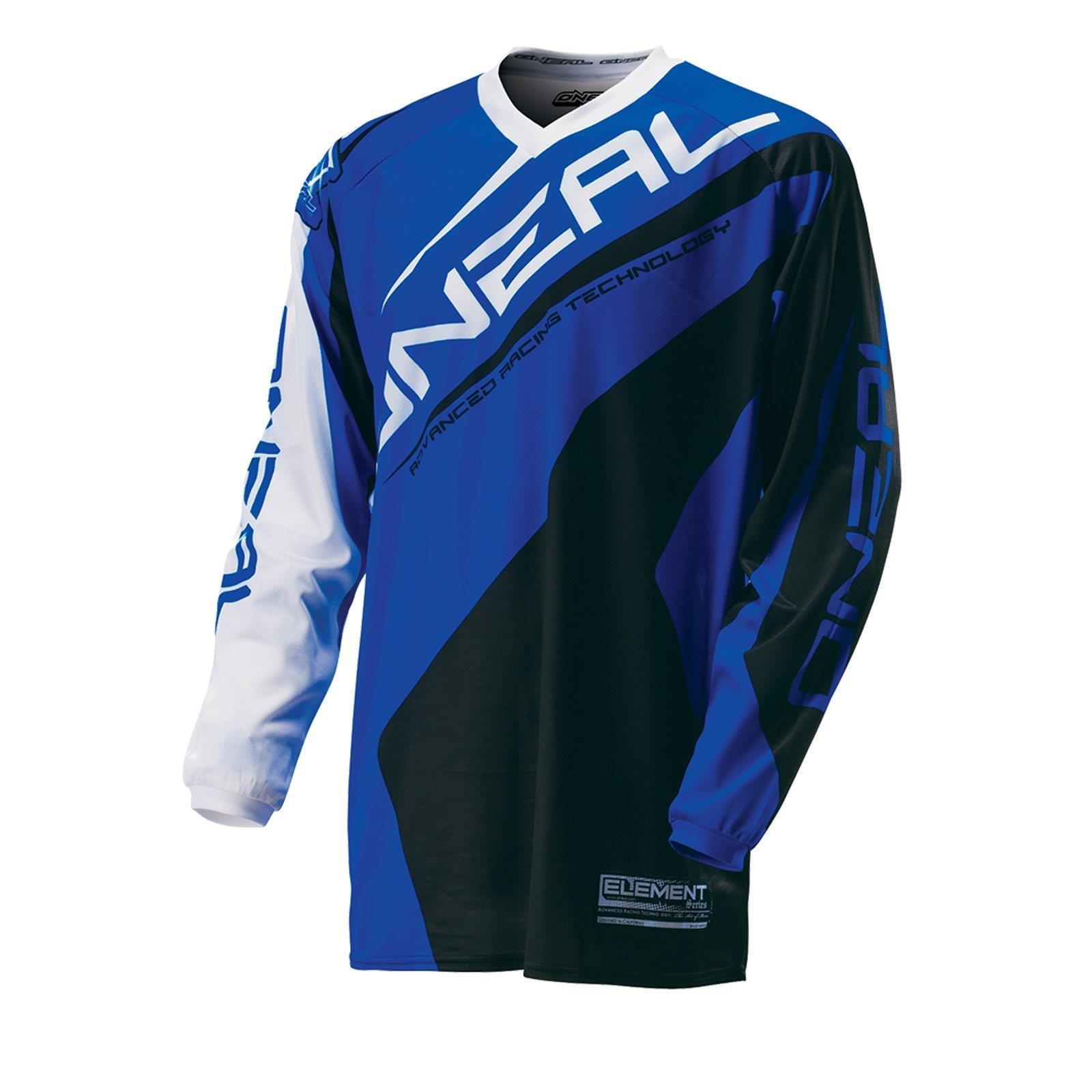 O-039-Neal-elemento-Mayhem-JERSEY-Racewear-Motocross-Maglia-MX-DH-FR-MTB-MOUNTAIN-BIKE miniatura 105