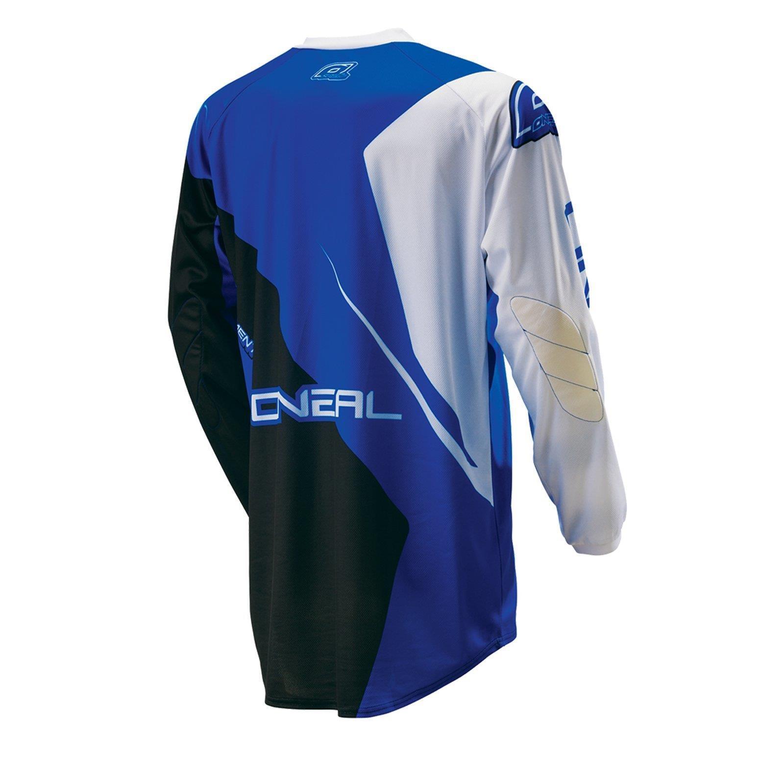 O-039-Neal-elemento-Mayhem-JERSEY-Racewear-Motocross-Maglia-MX-DH-FR-MTB-MOUNTAIN-BIKE miniatura 106
