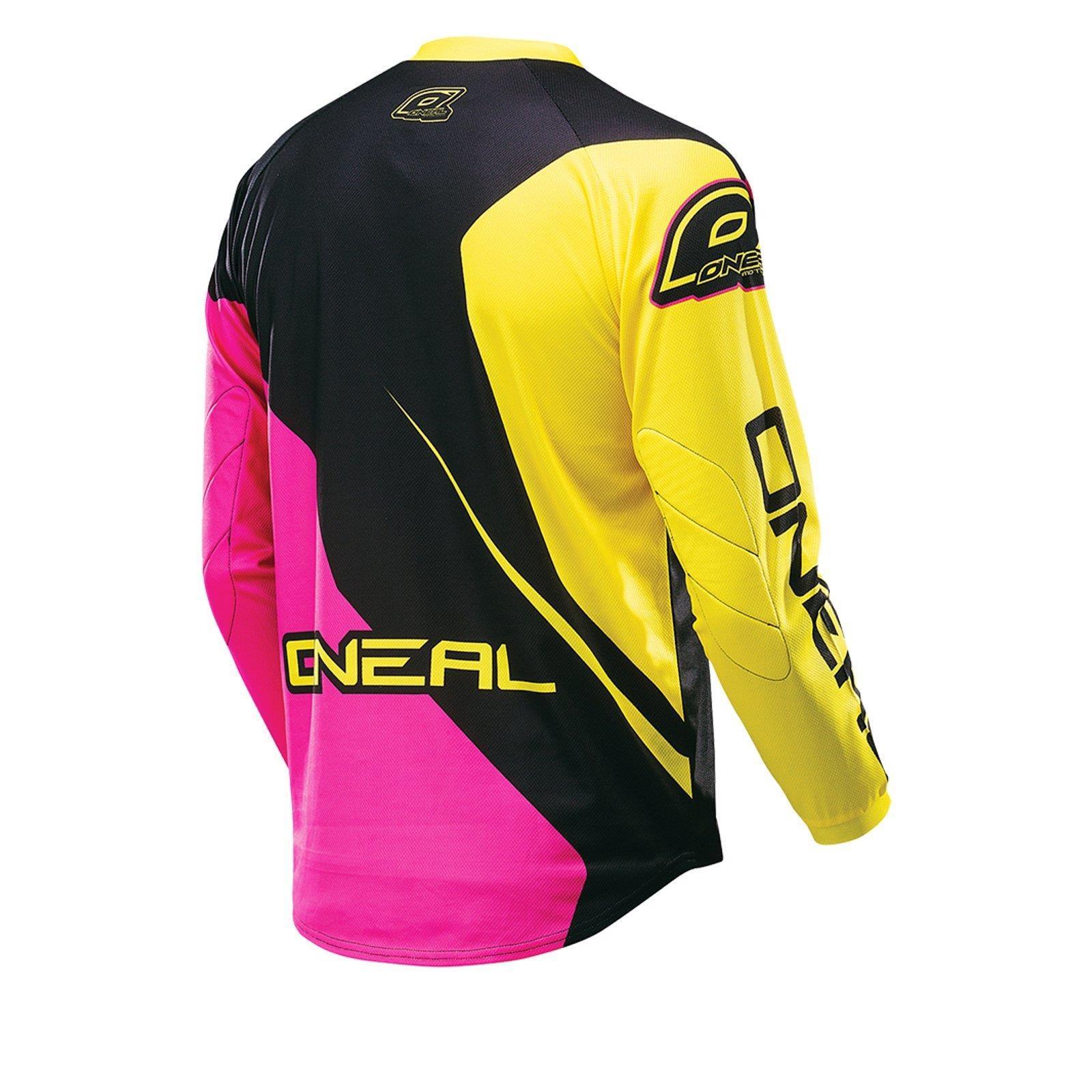 O-039-Neal-elemento-Mayhem-JERSEY-Racewear-Motocross-Maglia-MX-DH-FR-MTB-MOUNTAIN-BIKE miniatura 102