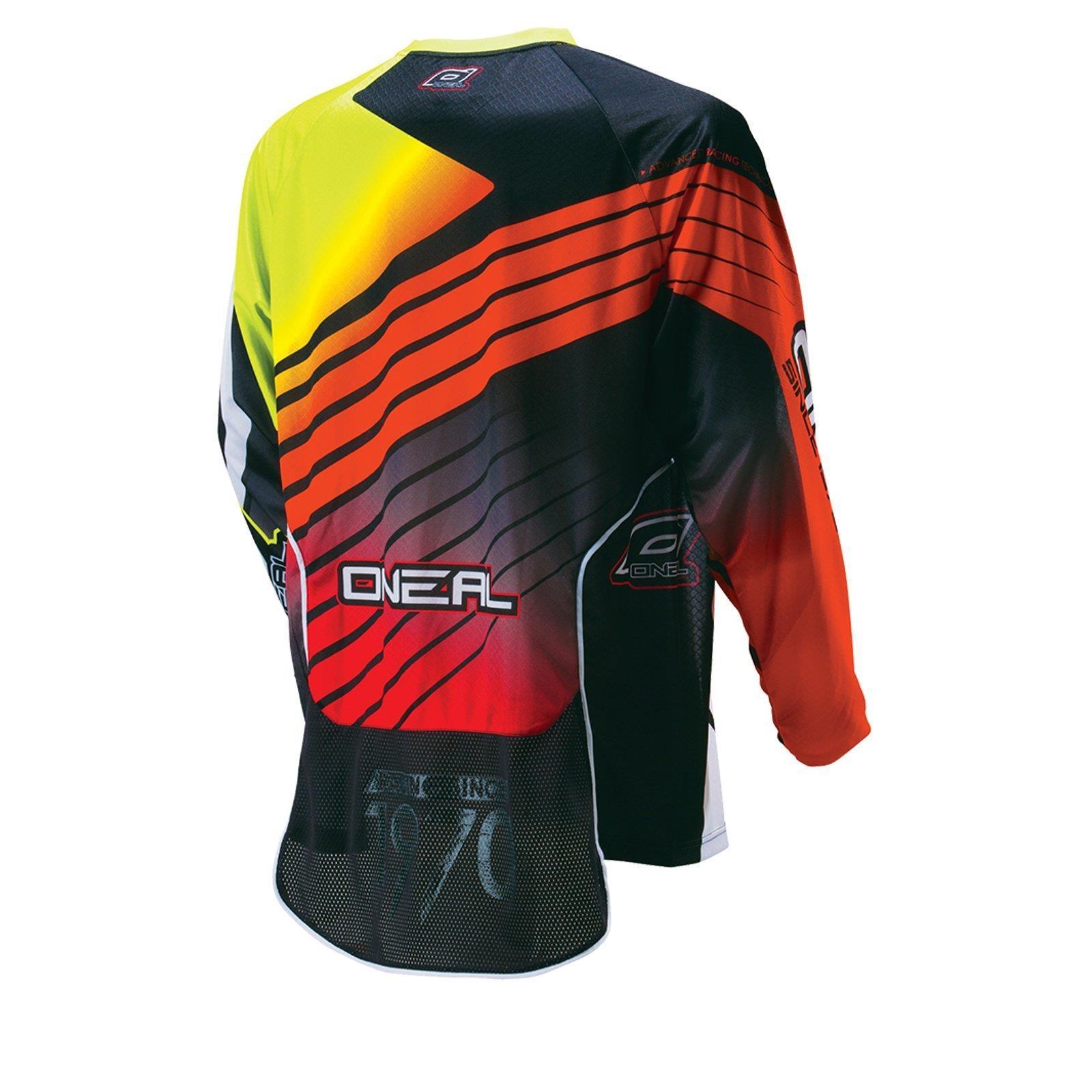O-039-Neal-Hardwear-Race-Flow-Vented-Jersey-Trikot-Racewear-Moto-Cross-MX-DH-FR-BMX