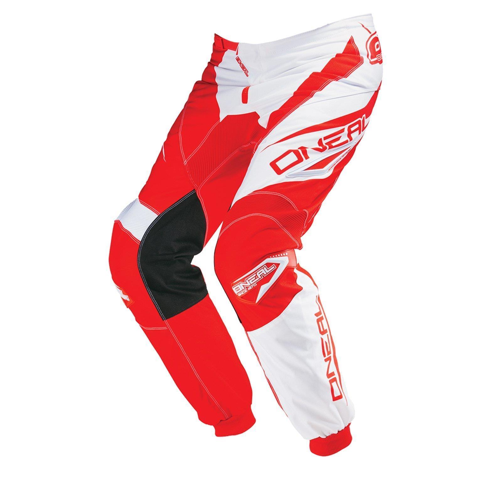 O-039-neal-elemento-Mayhem-Hardwear-Pants-pantalones-MX-Moto-Cross-Enduro-todoterreno-cuero miniatura 17