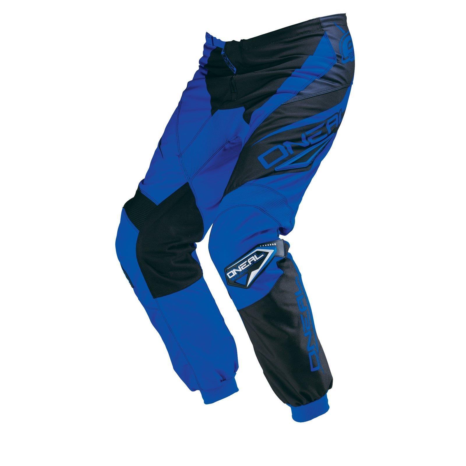 O-039-Neal-elemento-Mayhem-Hardwear-Pants-Pantaloni-MX-MOTO-CROSS-ENDURO-OFFROAD-Pelle miniatura 13