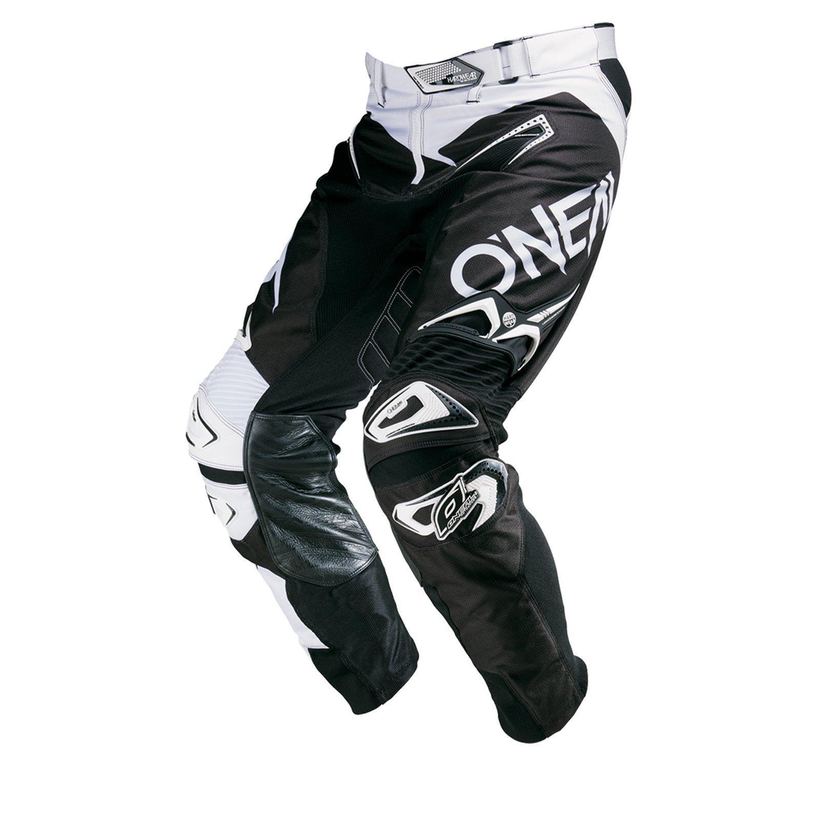 O-039-neal-elemento-Mayhem-Hardwear-Pants-pantalones-MX-Moto-Cross-Enduro-todoterreno-cuero miniatura 27
