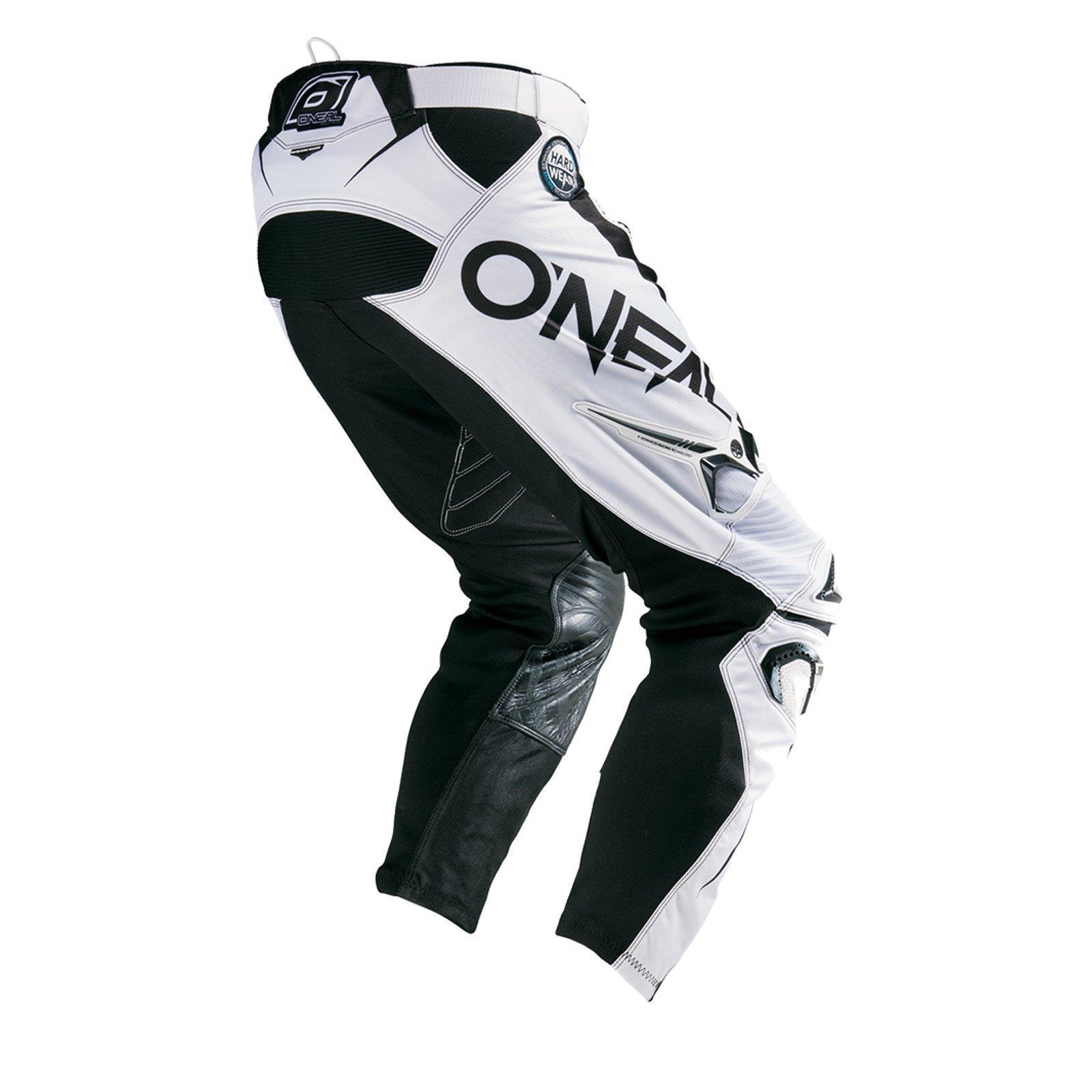 O-039-neal-elemento-Mayhem-Hardwear-Pants-pantalones-MX-Moto-Cross-Enduro-todoterreno-cuero miniatura 28