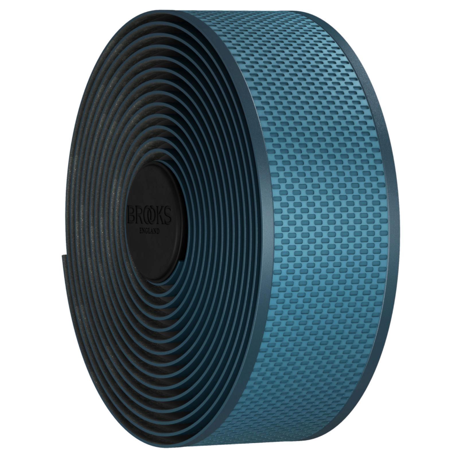 Brooks Cambium Rubber Bar Tape Octane Blue C17
