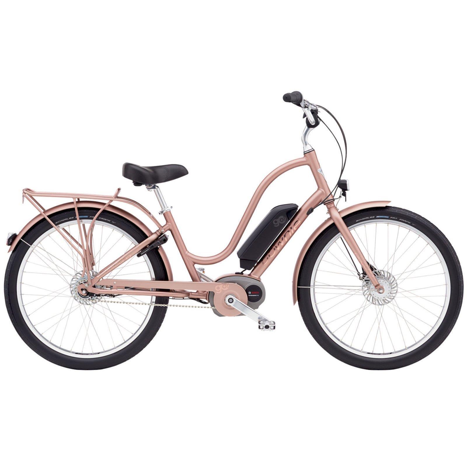 electra townie go 8i ebike damen bosch motor fahrrad cruiser e bike elektrorad ebay. Black Bedroom Furniture Sets. Home Design Ideas