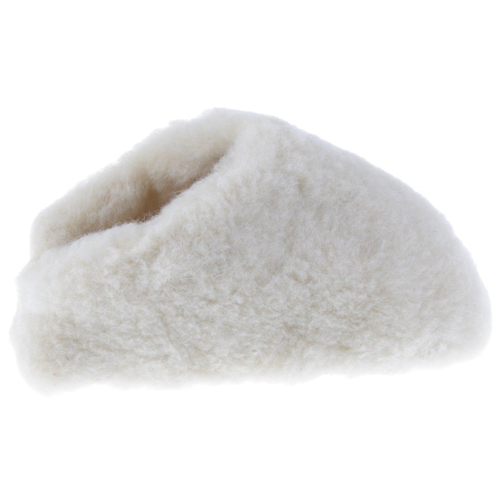 Lammfell-Hausschuhe-Pantoffel-Puschen-Schlappen-Slipper-Pluesch-Unisex-37-46 Indexbild 28