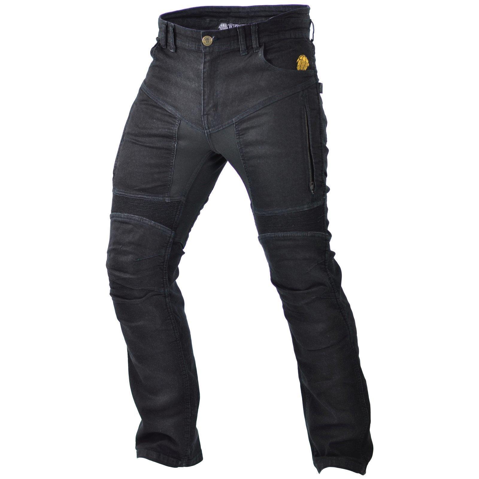 trilobite parado jeans schwarz herren motorrad hose. Black Bedroom Furniture Sets. Home Design Ideas