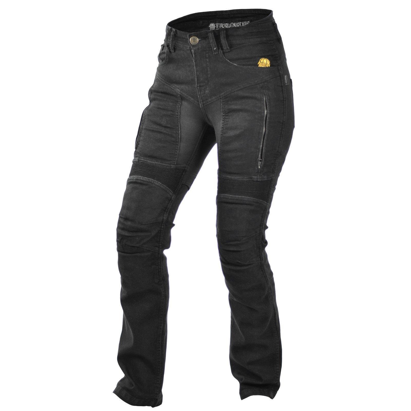 Trilobite-Pantaloni-Moto-Jeans-Abbigliamento-Parado-MICAS-URBAN-DUAL-PANTS-ACID miniatura 75