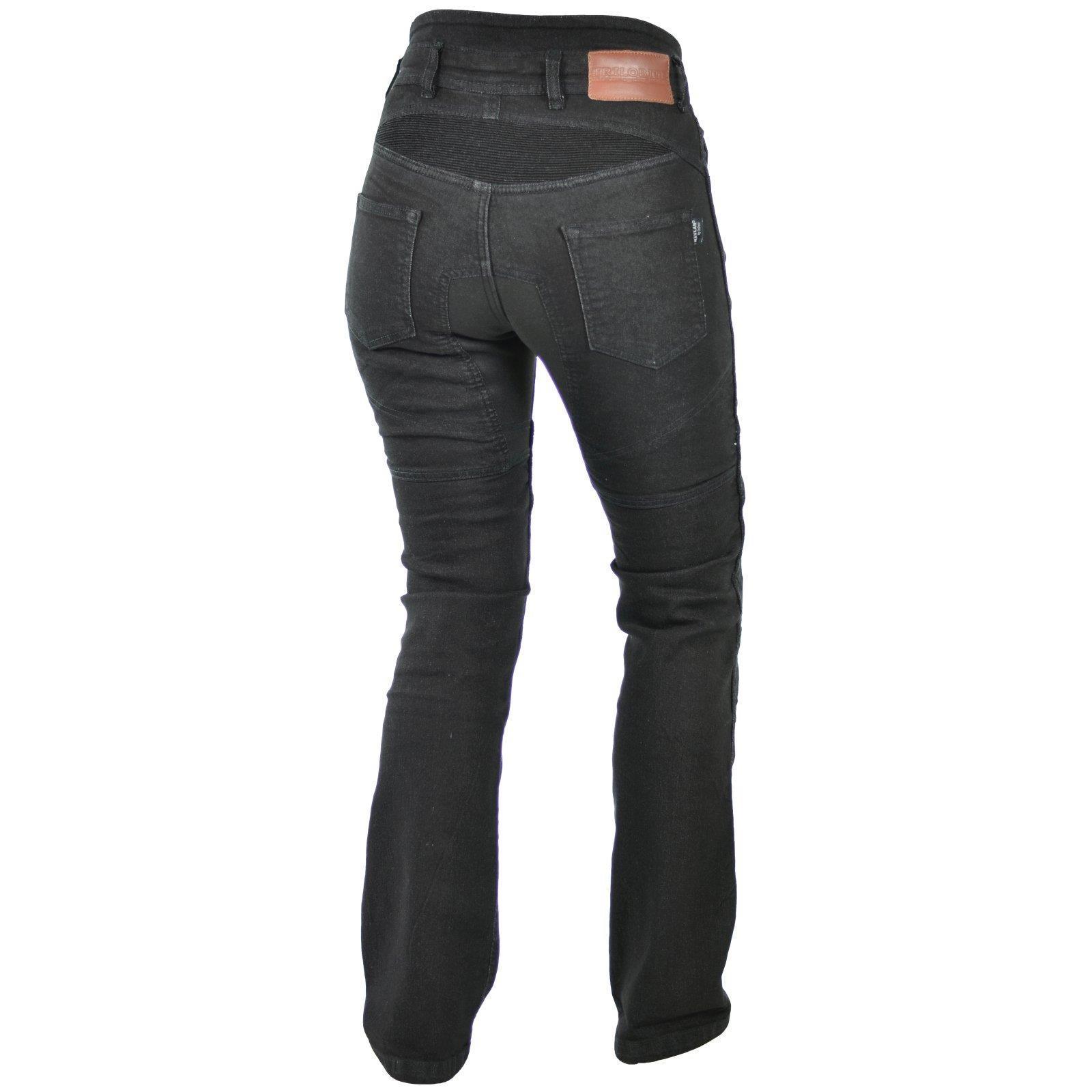 Trilobite-paradoxale-veste-pantalon-protecteur-incl-d-039-aramide-Moto-Jeans-Hommes-Femmes miniature 43