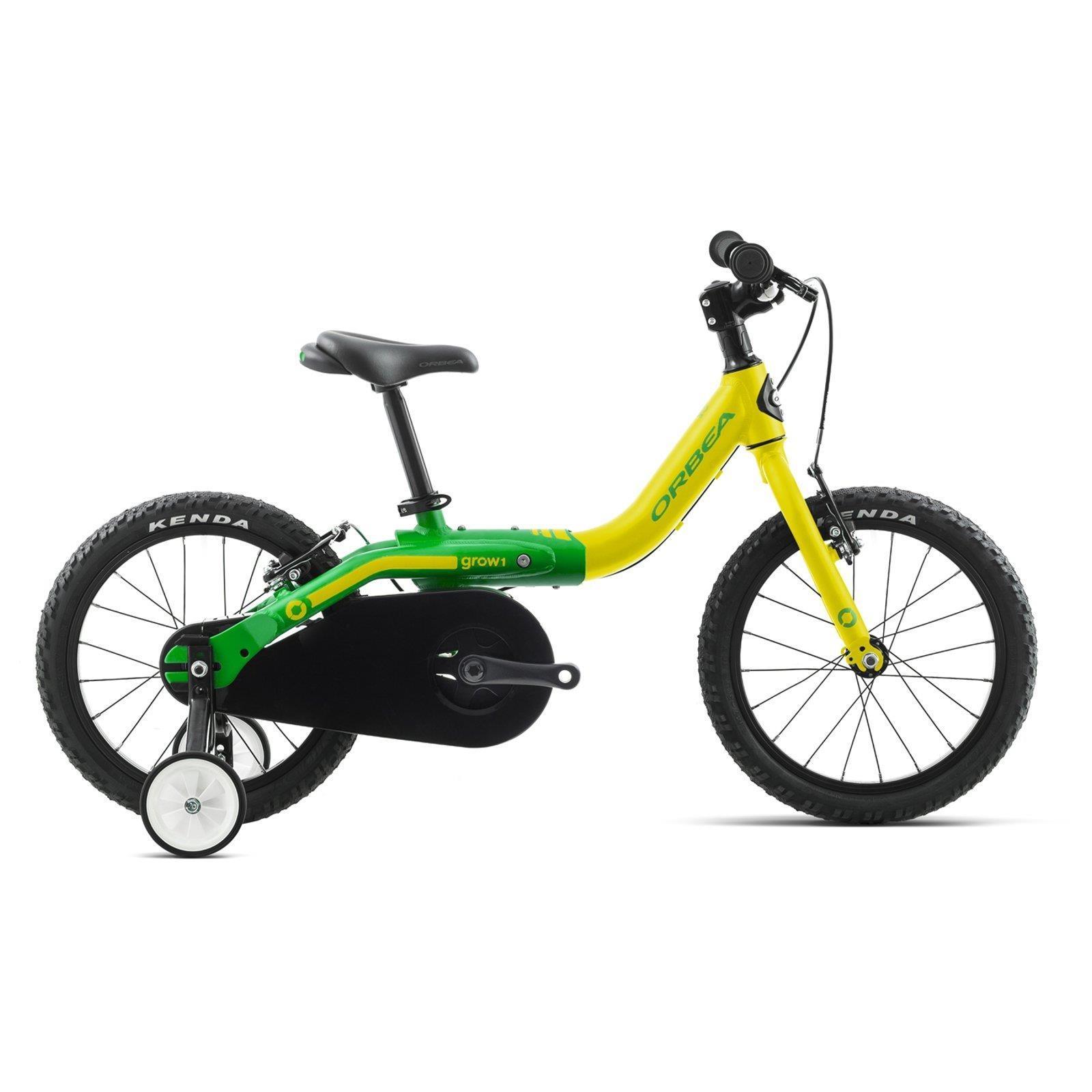 orbea grow 1 kinder fahrrad 16 zoll bike 1 gang aluminium. Black Bedroom Furniture Sets. Home Design Ideas