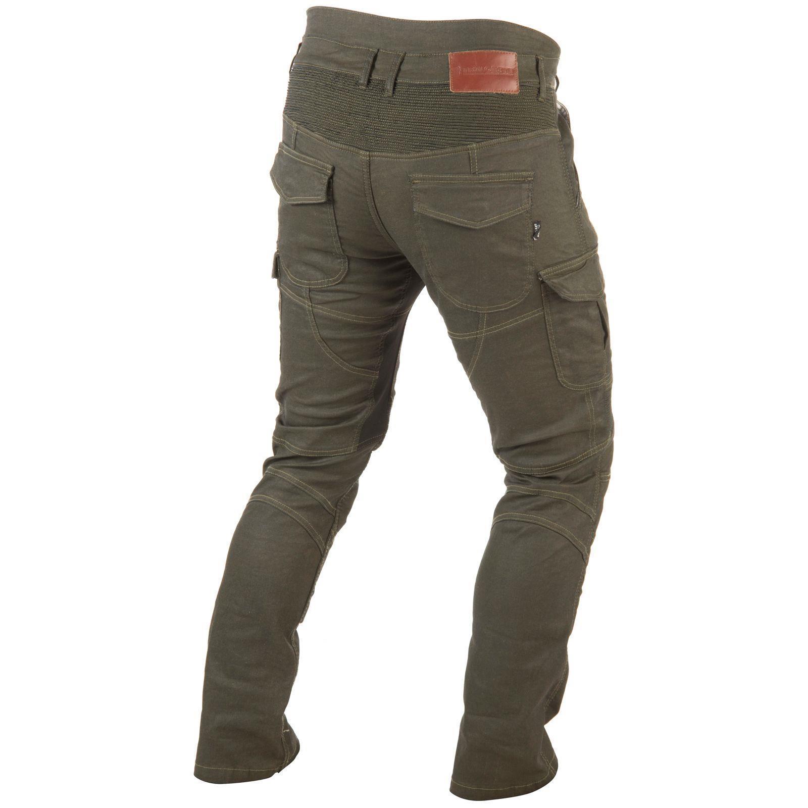 Trilobite-Pantaloni-Moto-Jeans-Abbigliamento-Parado-MICAS-URBAN-DUAL-PANTS-ACID miniatura 38