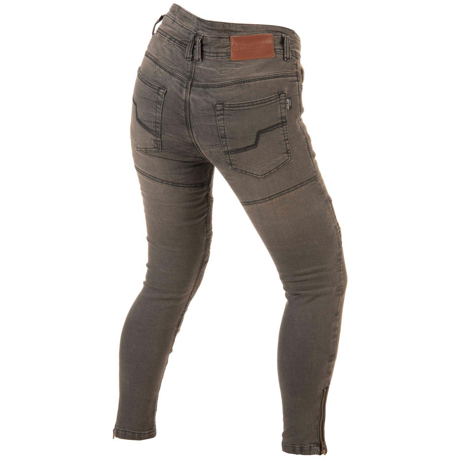 Trilobite-Pantaloni-Moto-Jeans-Abbigliamento-Parado-MICAS-URBAN-DUAL-PANTS-ACID miniatura 98