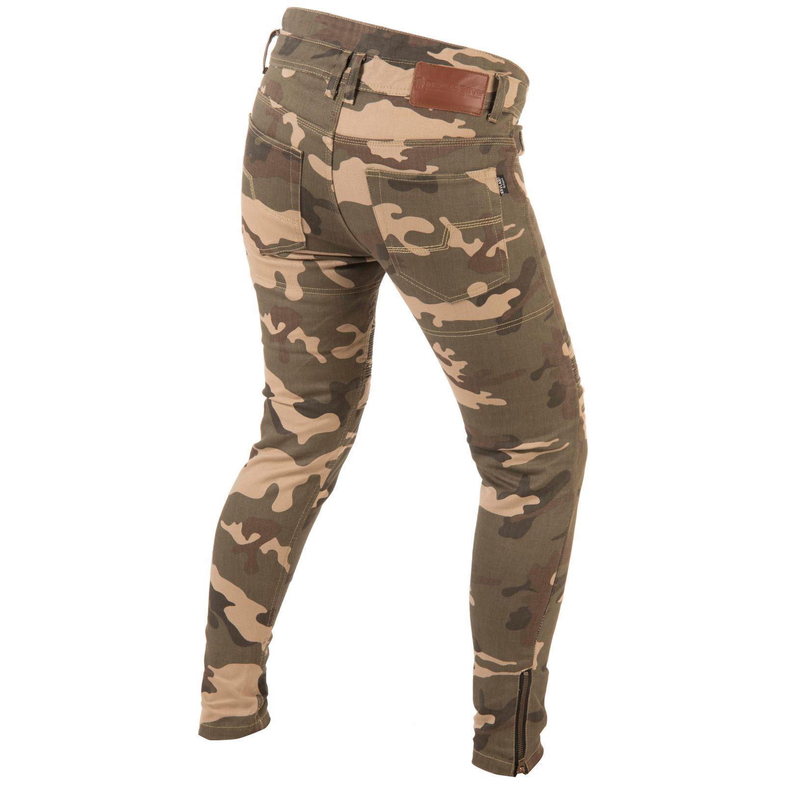 Trilobite-Pantaloni-Moto-Jeans-Abbigliamento-Parado-MICAS-URBAN-DUAL-PANTS-ACID miniatura 100