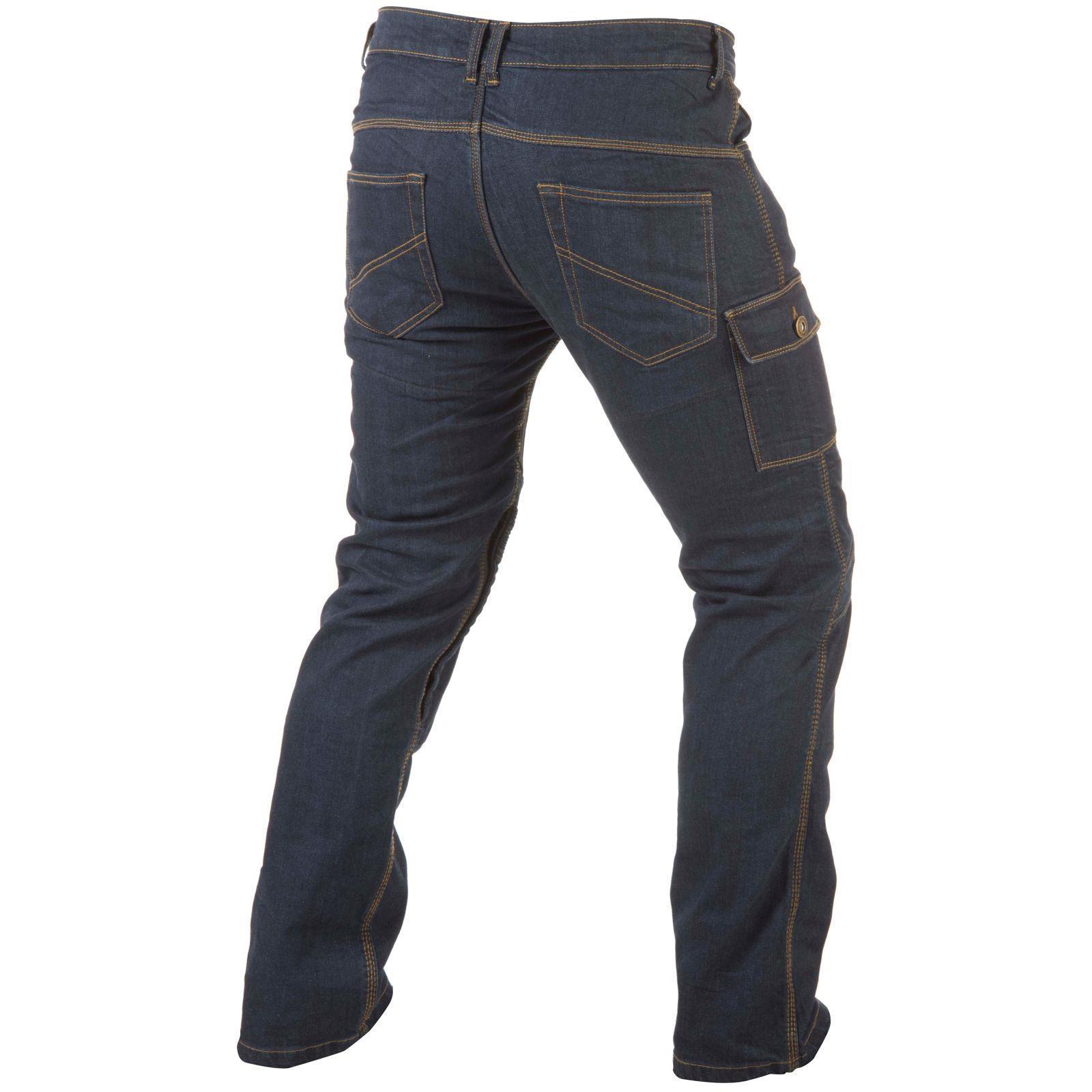 Trilobite-Pantaloni-Moto-Jeans-Abbigliamento-Parado-MICAS-URBAN-DUAL-PANTS-ACID miniatura 65