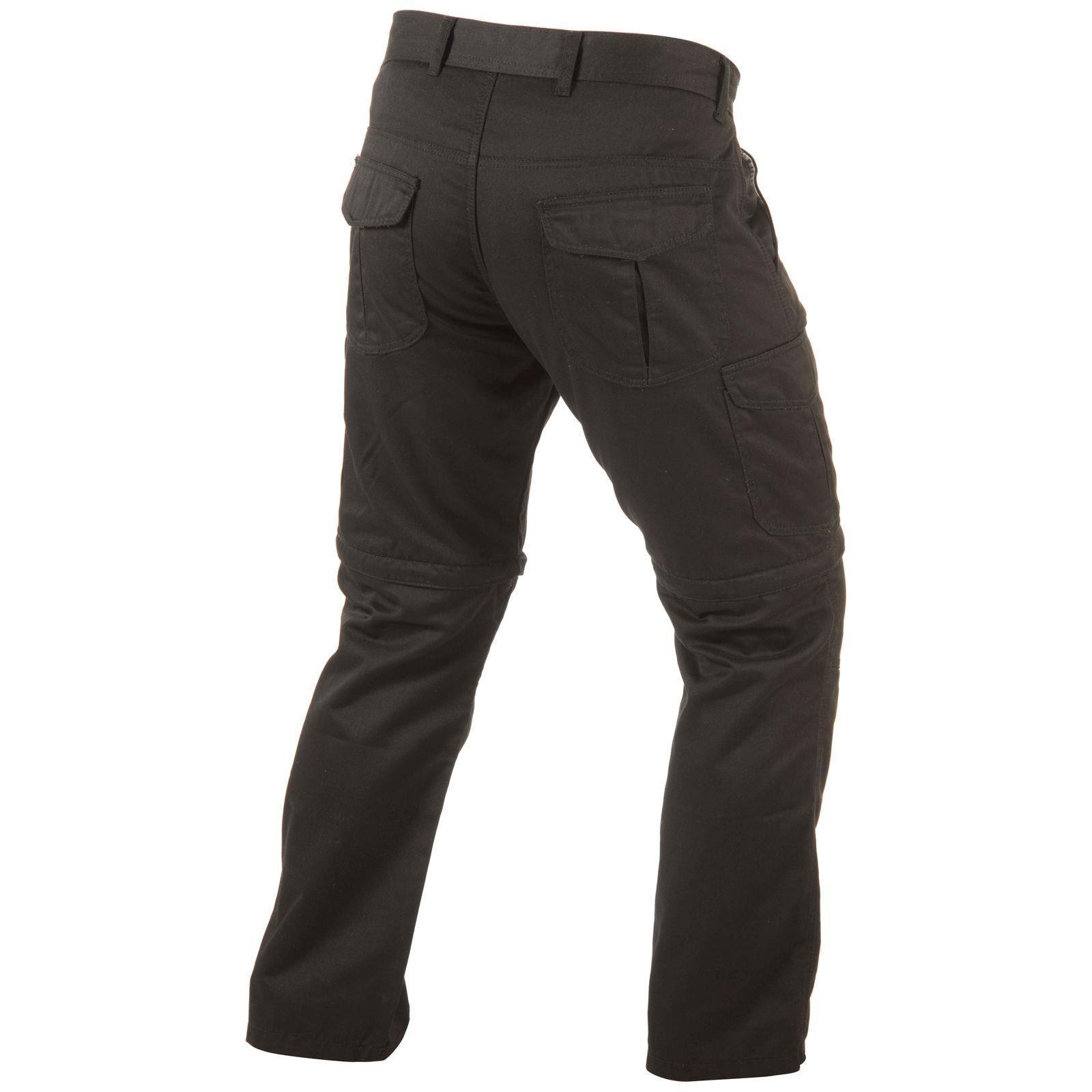 Trilobite-Pantaloni-Moto-Jeans-Abbigliamento-Parado-MICAS-URBAN-DUAL-PANTS-ACID miniatura 61
