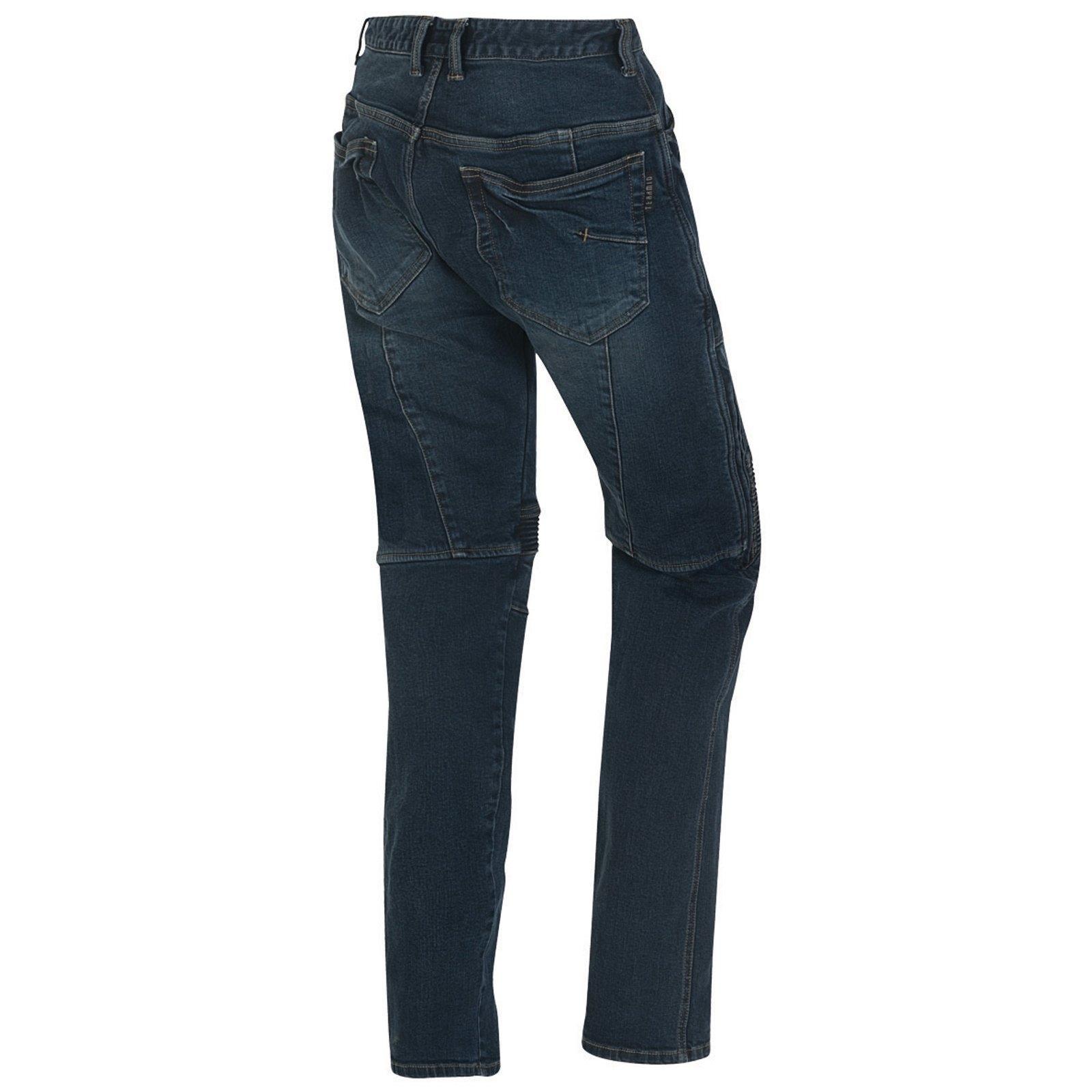 germot joe motorrad jeans herren blau l32 slimfit style. Black Bedroom Furniture Sets. Home Design Ideas