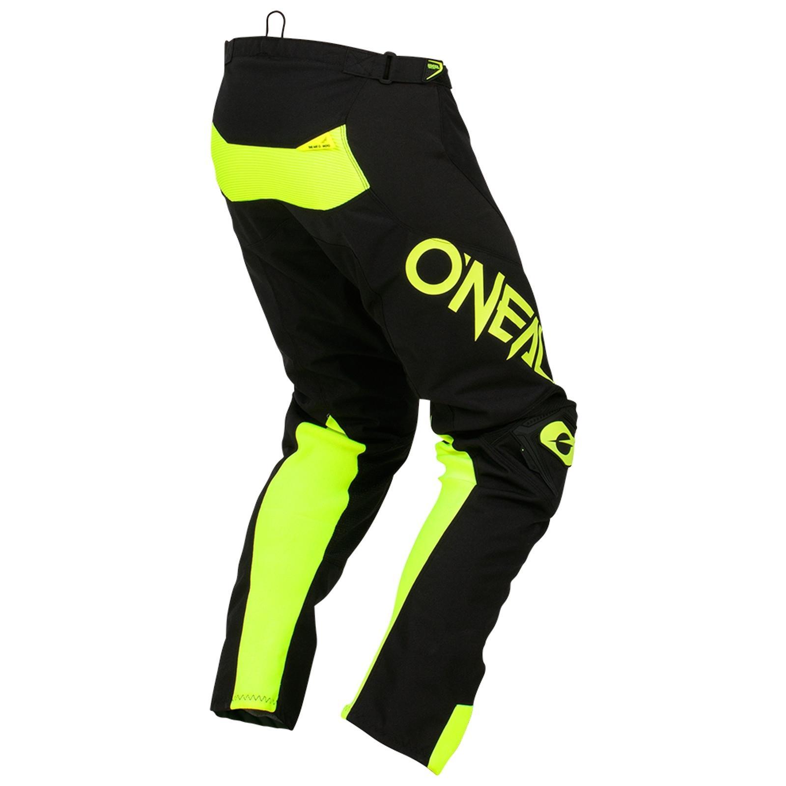 Oneal-elemento-Mayhem-Hardwear-Pants-pantalones-MX-DH-FR-Moto-Cross-Enduro-MTB-moto miniatura 53