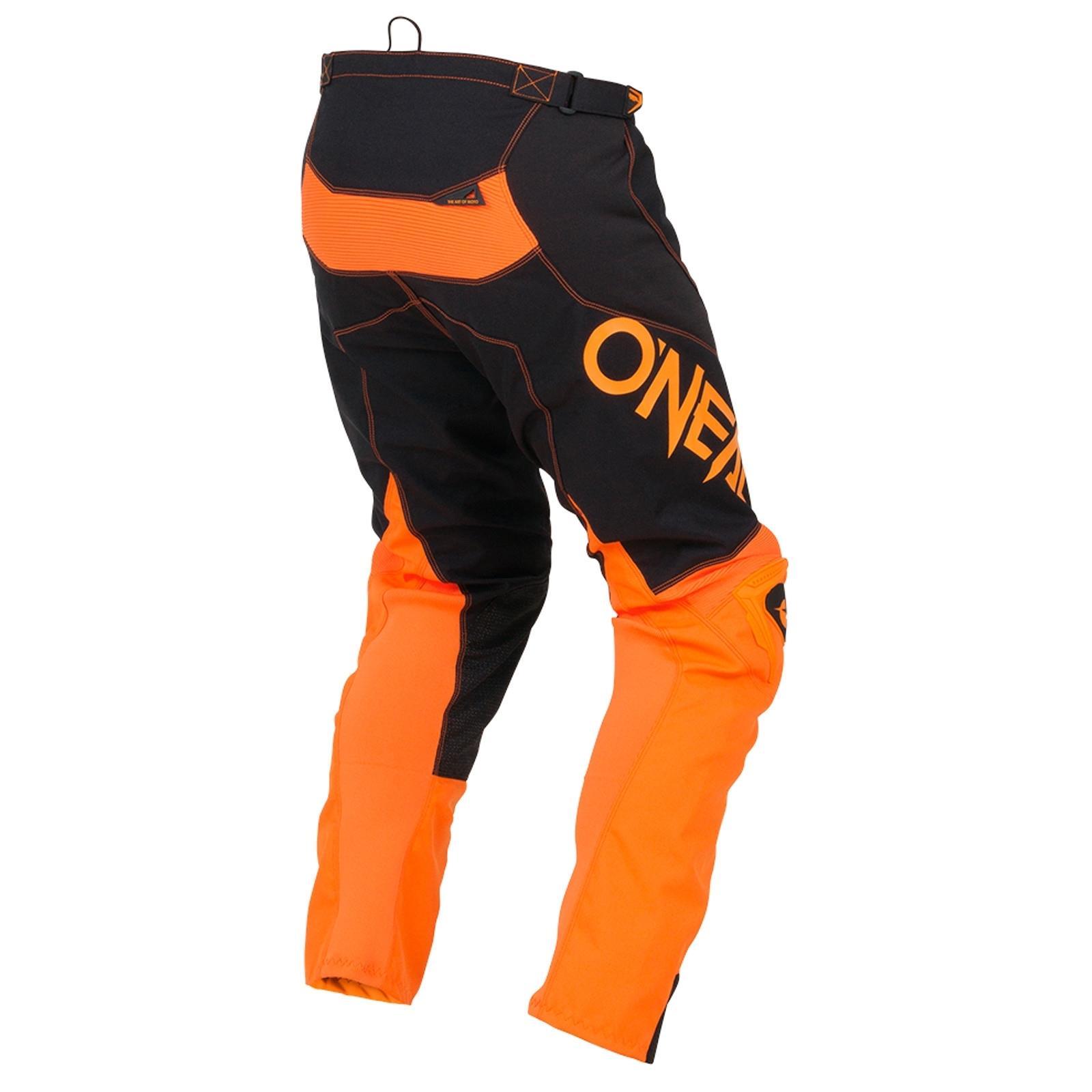 Oneal-elemento-Mayhem-Hardwear-Pants-pantalones-MX-DH-FR-Moto-Cross-Enduro-MTB-moto miniatura 55