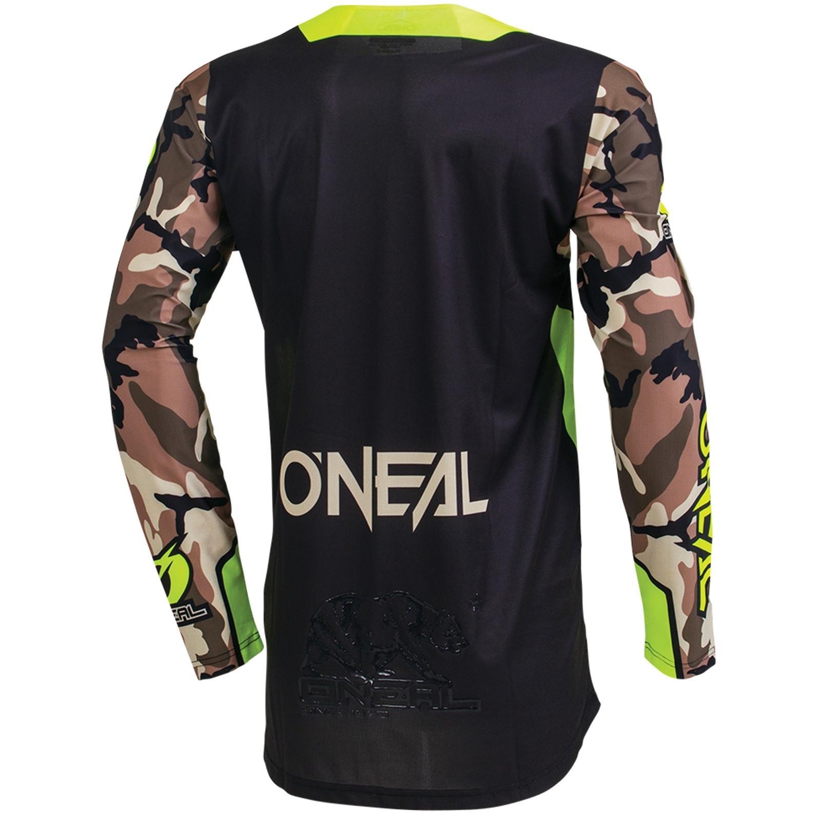 O-039-Neal-elemento-Mayhem-JERSEY-Racewear-Motocross-Maglia-MX-DH-FR-MTB-MOUNTAIN-BIKE miniatura 54
