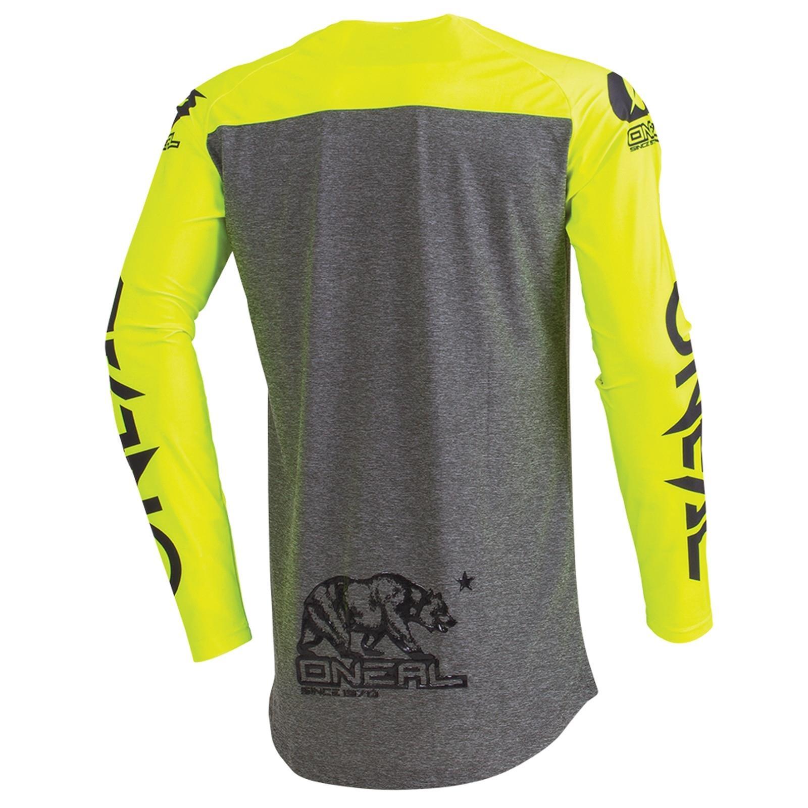 O-039-Neal-elemento-Mayhem-JERSEY-Racewear-Motocross-Maglia-MX-DH-FR-MTB-MOUNTAIN-BIKE miniatura 44