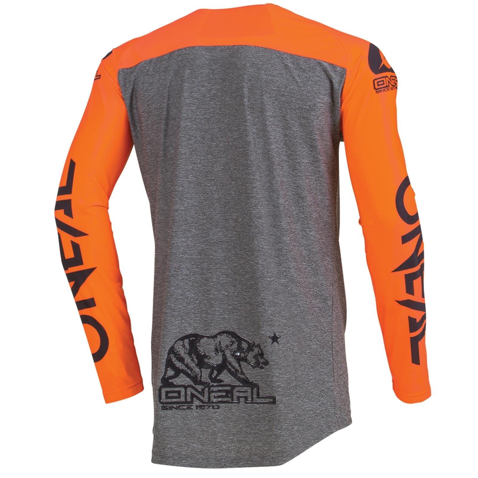 O-039-Neal-elemento-Mayhem-JERSEY-Racewear-Motocross-Maglia-MX-DH-FR-MTB-MOUNTAIN-BIKE miniatura 46