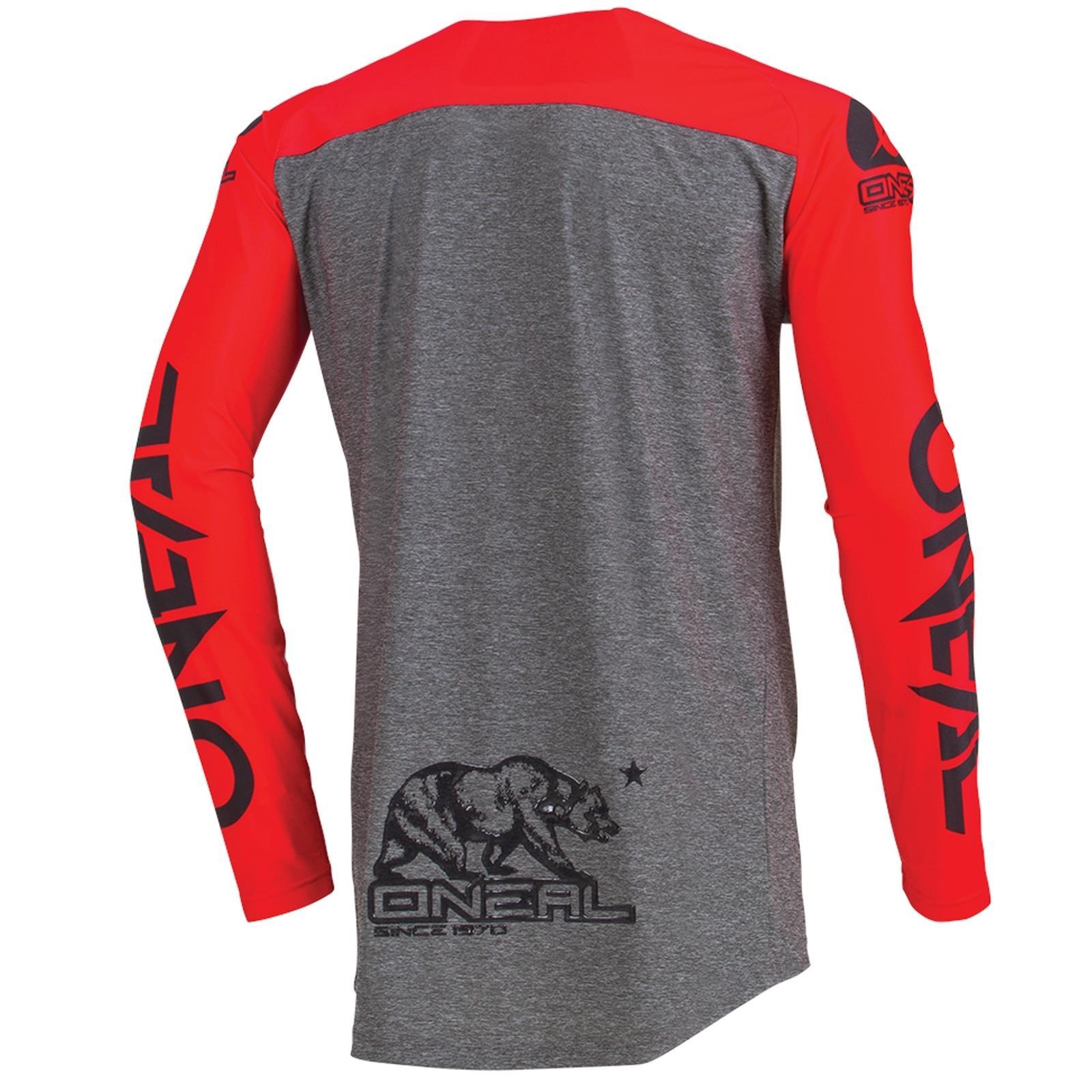 O-039-Neal-elemento-Mayhem-JERSEY-Racewear-Motocross-Maglia-MX-DH-FR-MTB-MOUNTAIN-BIKE miniatura 48