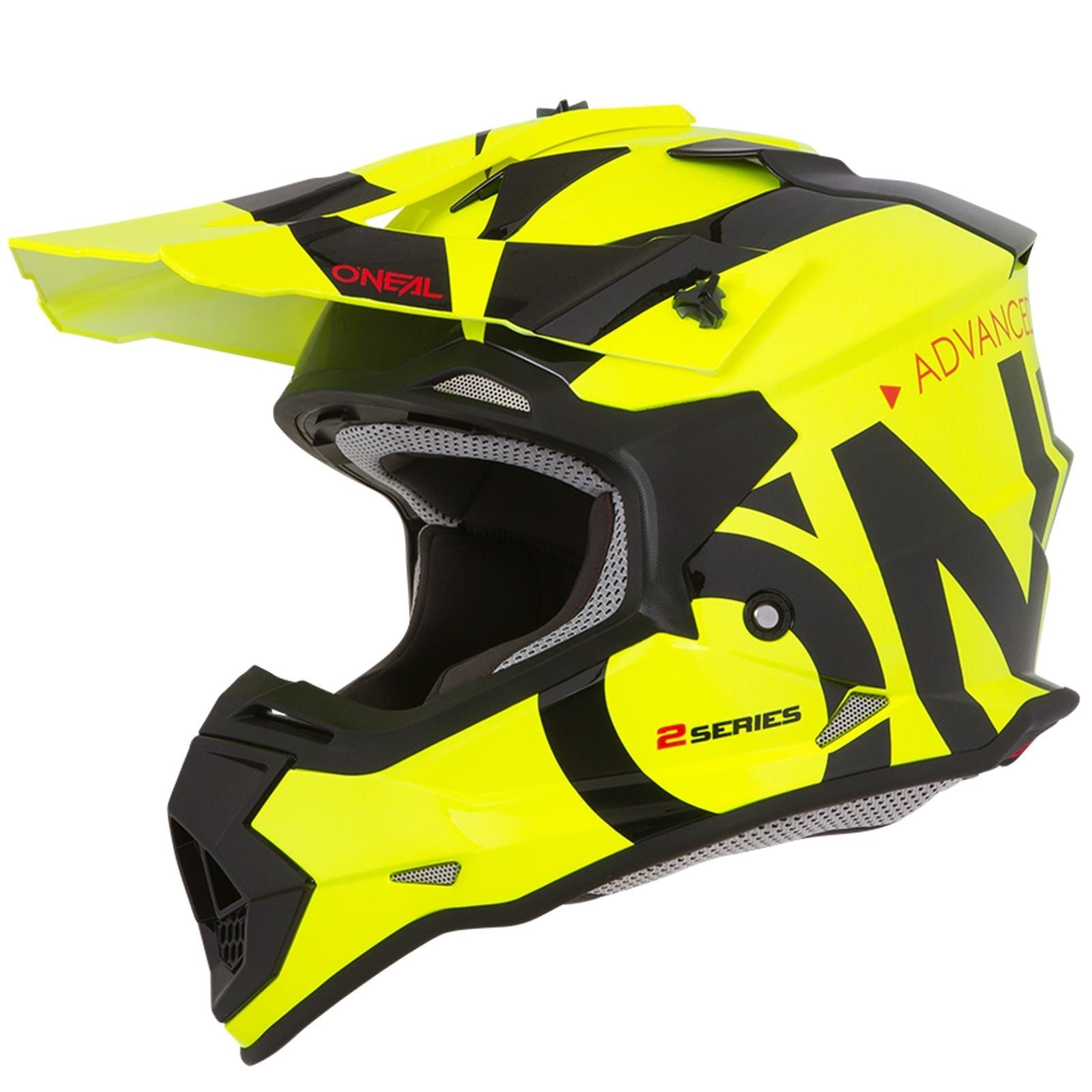 Niños oNeal Moto casco cross casco Moto de kids MX Cross Enduro las chicas los chicos jóvenes 5e51b1