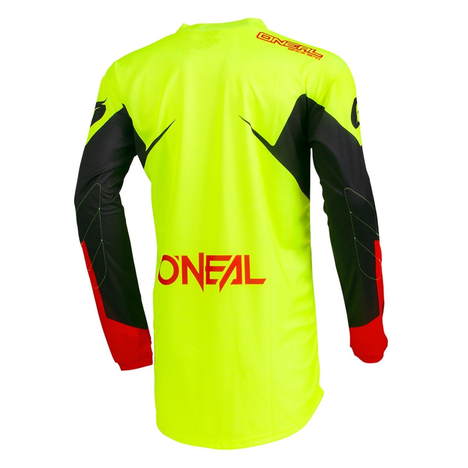 O-039-Neal-Element-Racewear-MOTOCROSS-JERSEY-MX-ENDURO-CROSS-MAGLIA-MOUNTAIN-BIKE miniatura 11