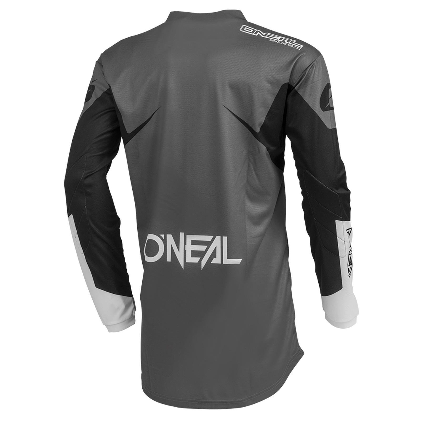 O-039-Neal-Element-Racewear-MOTOCROSS-JERSEY-MX-ENDURO-CROSS-MAGLIA-MOUNTAIN-BIKE miniatura 13