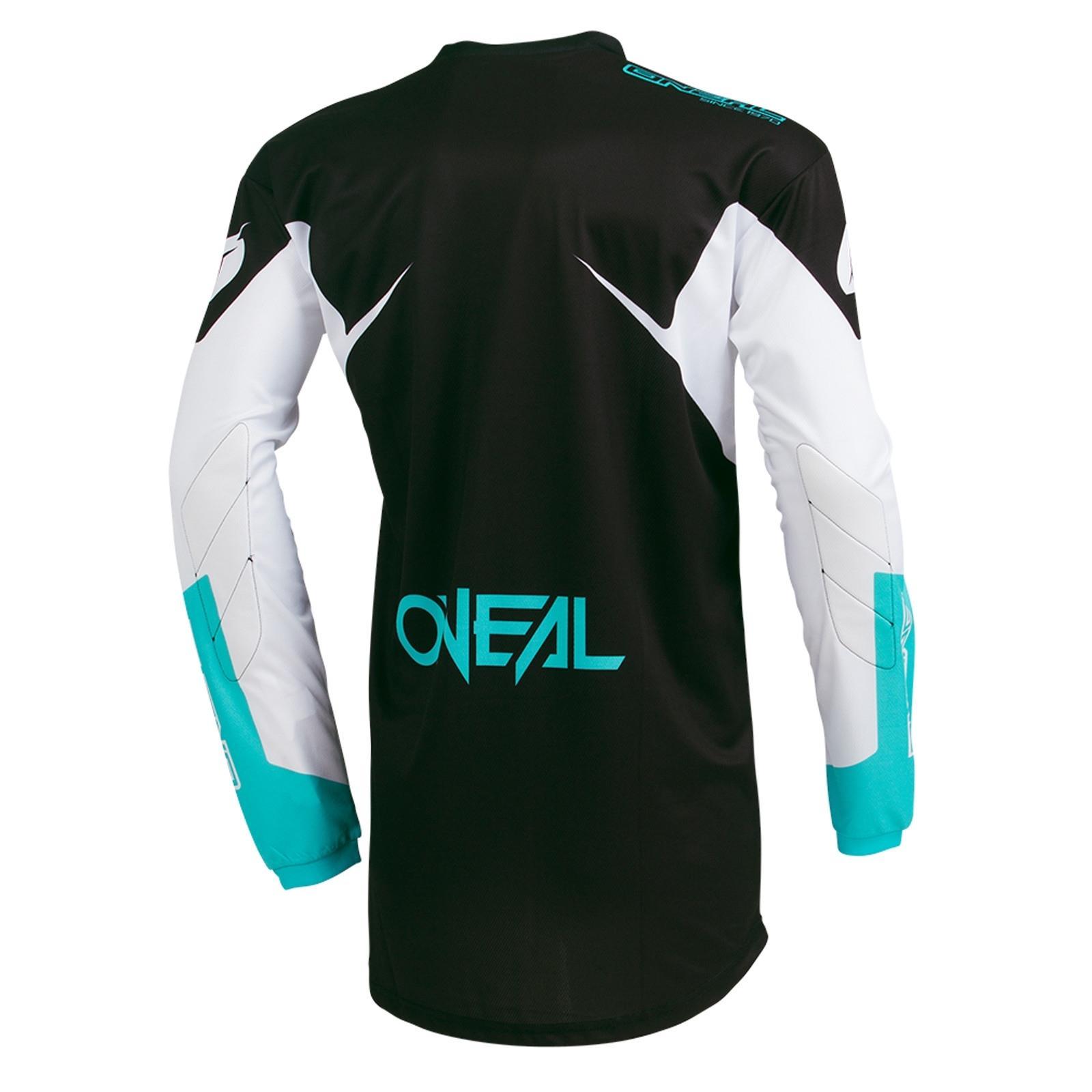 O-039-Neal-Element-Racewear-MOTOCROSS-JERSEY-MX-ENDURO-CROSS-MAGLIA-MOUNTAIN-BIKE miniatura 15