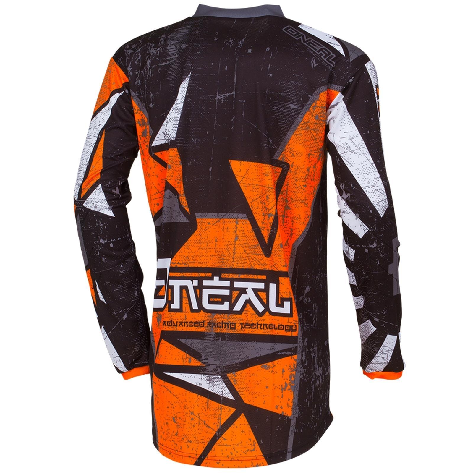 O-039-Neal-elemento-Zen-MOTO-CROSS-MTB-Jersey-MX-ENDURO-MTB-DH-MAGLIA-MOUNTAIN-BIKE miniatura 11